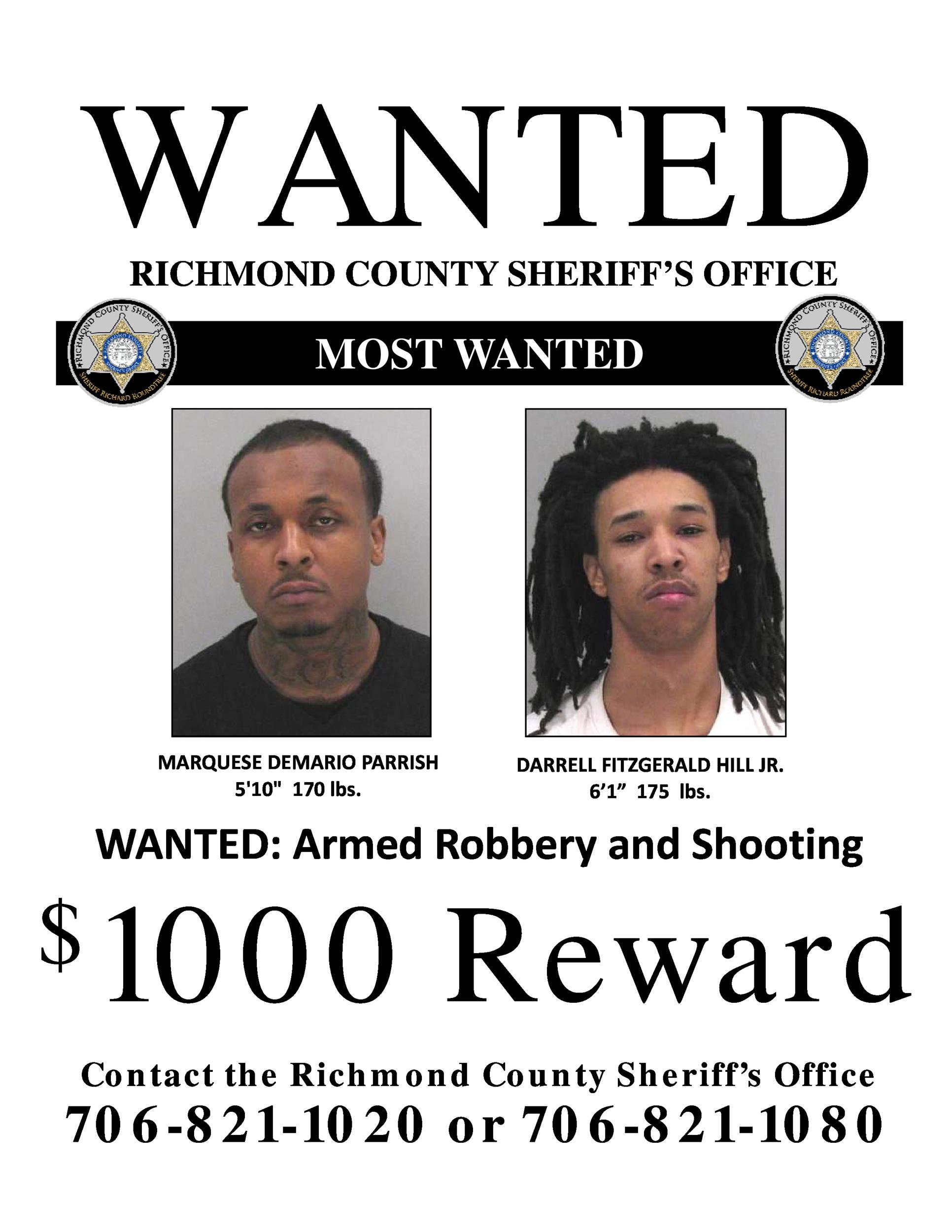 FBI wanted poster template 03