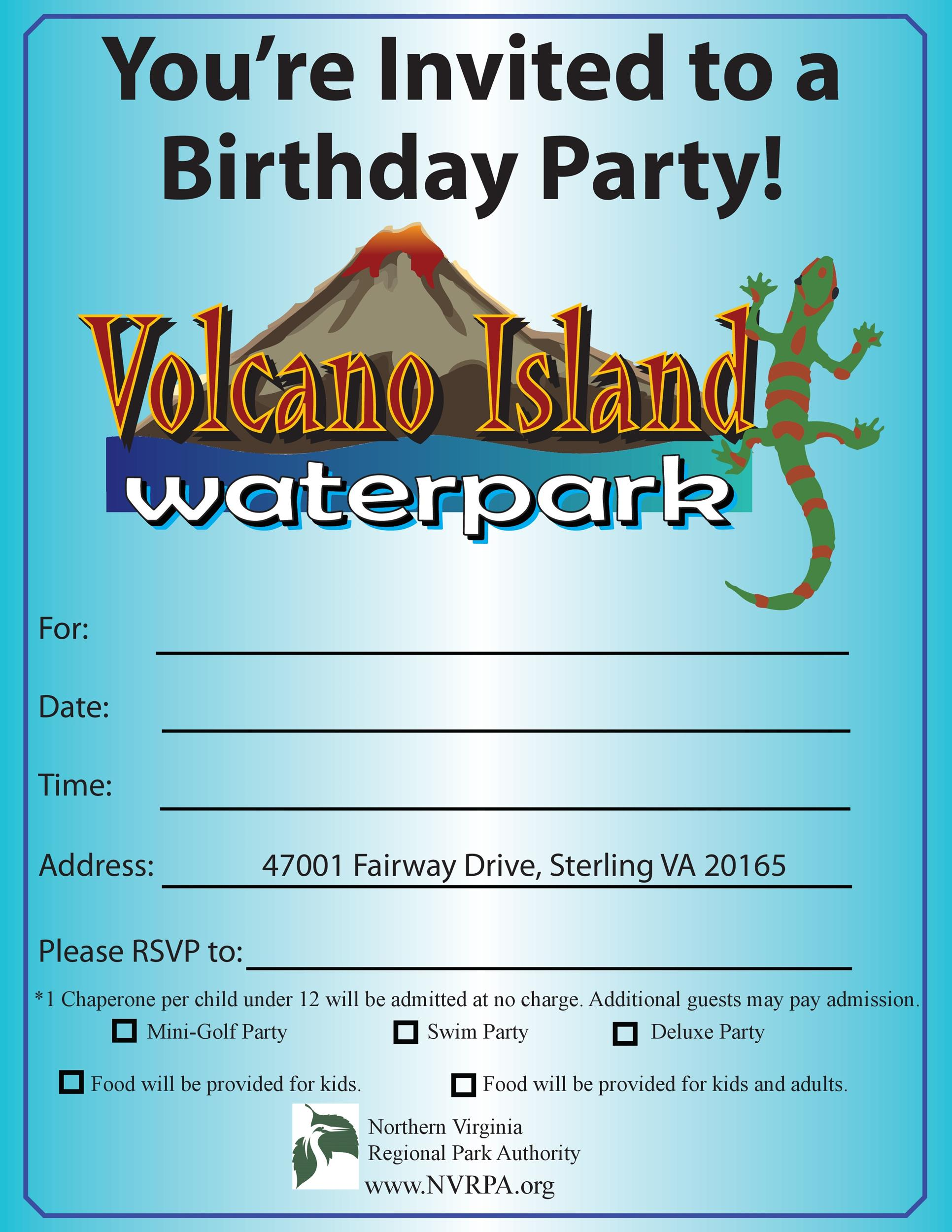 Free Birthday Invitation Template 32