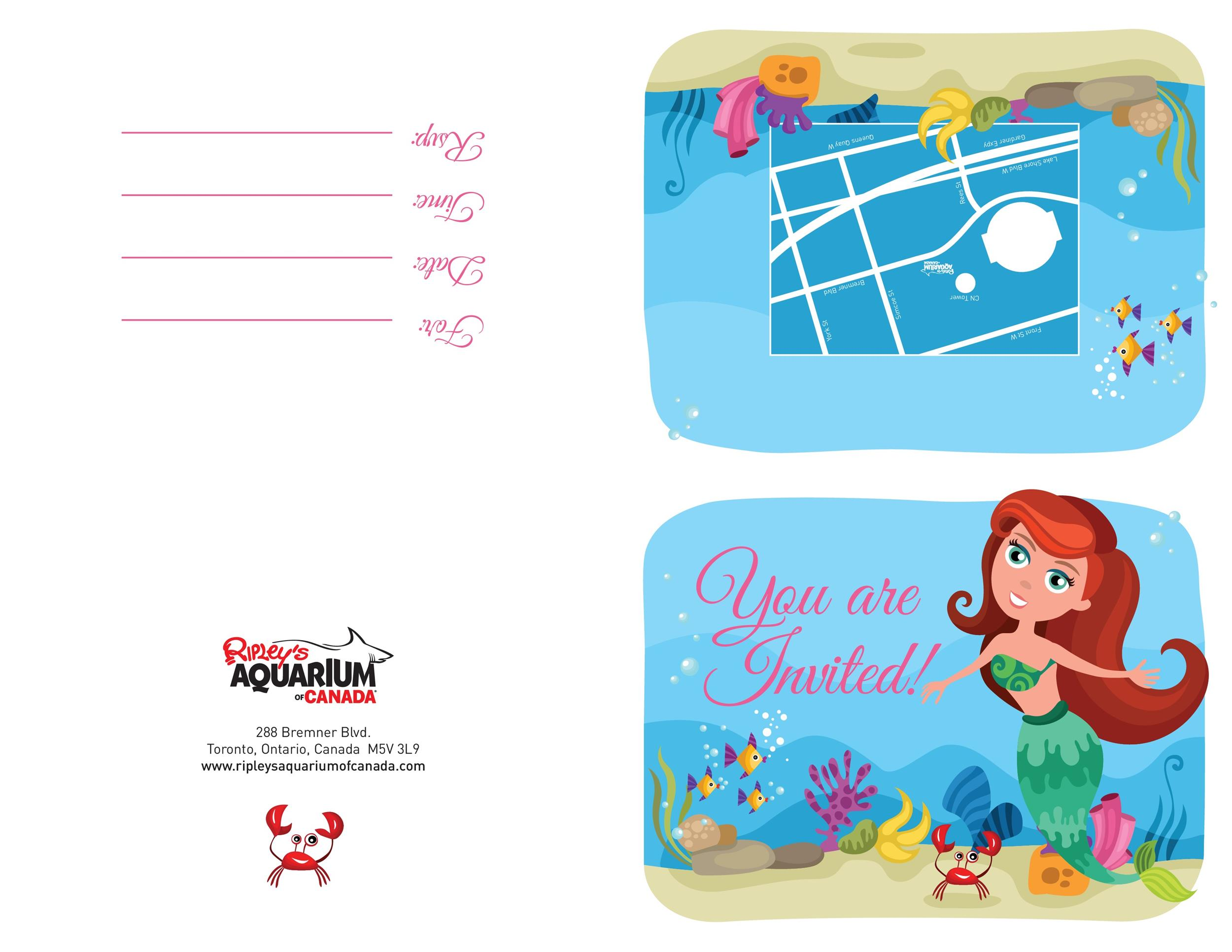Free Birthday Invitation Template 34
