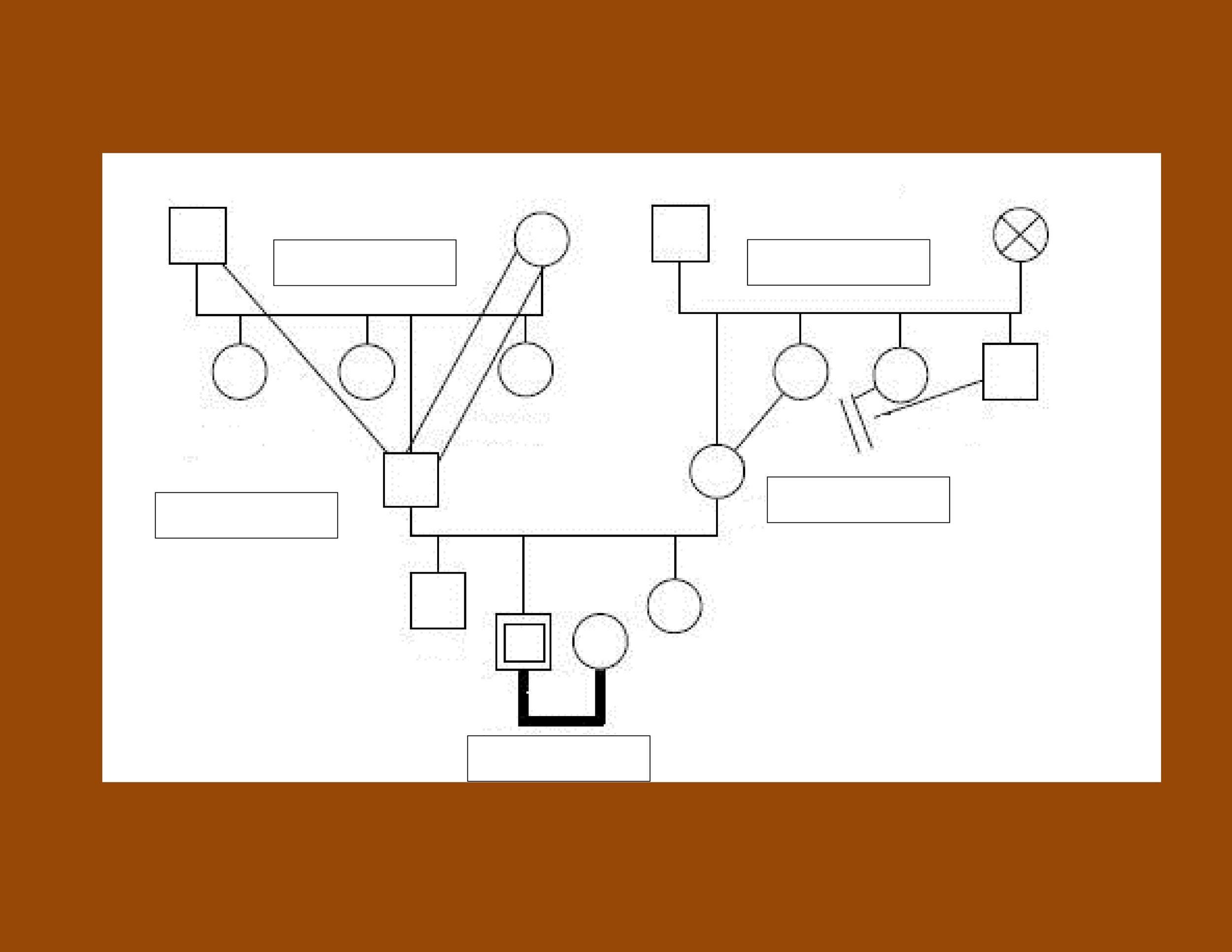 30 free genogram templates symbols template lab free genogram template 16 maxwellsz