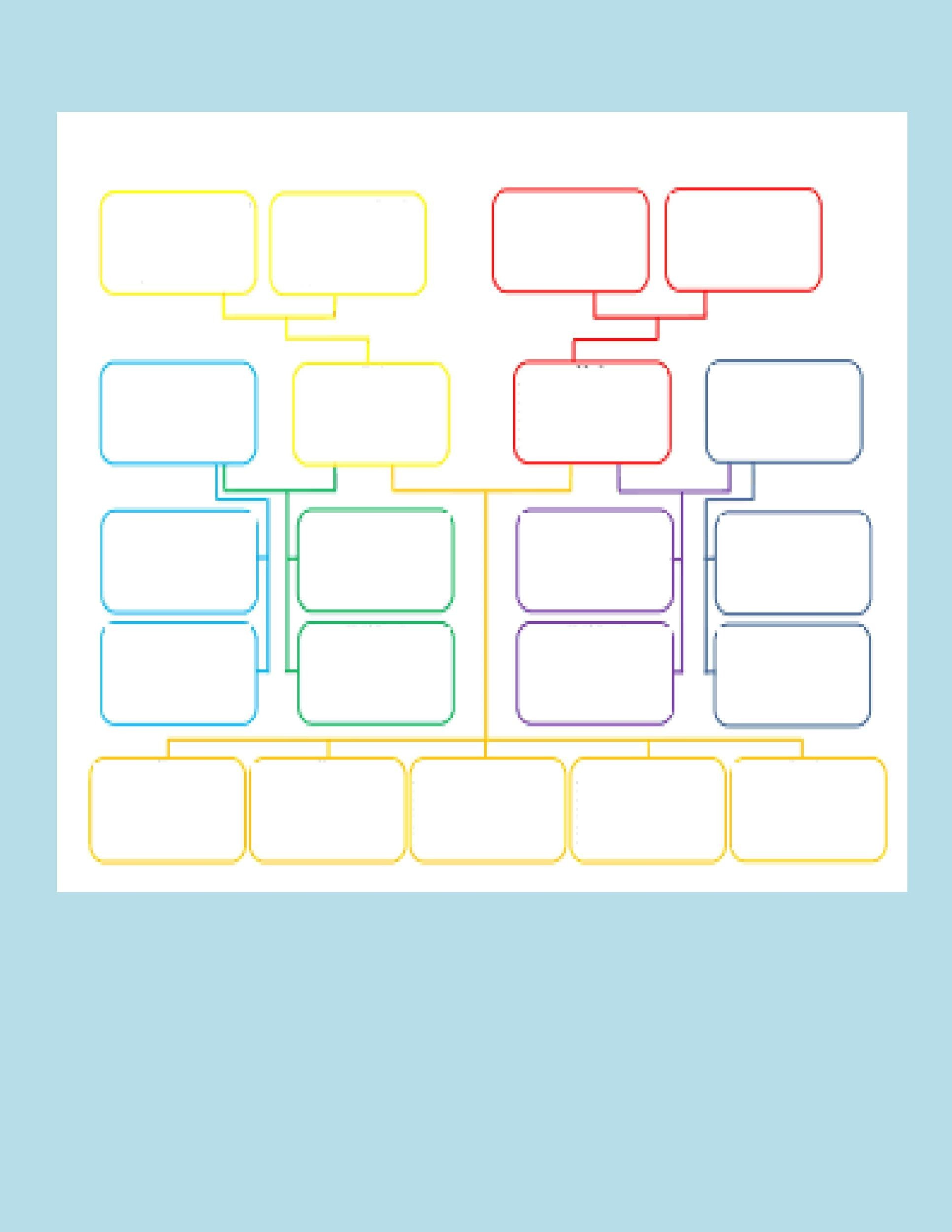Free Genogram Template 20