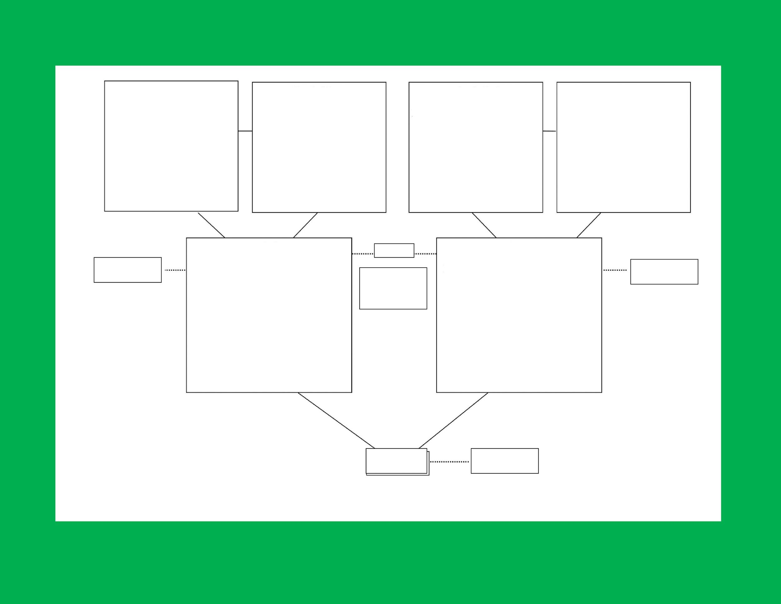 30 Free Genogram Templates & Symbols - Template Lab