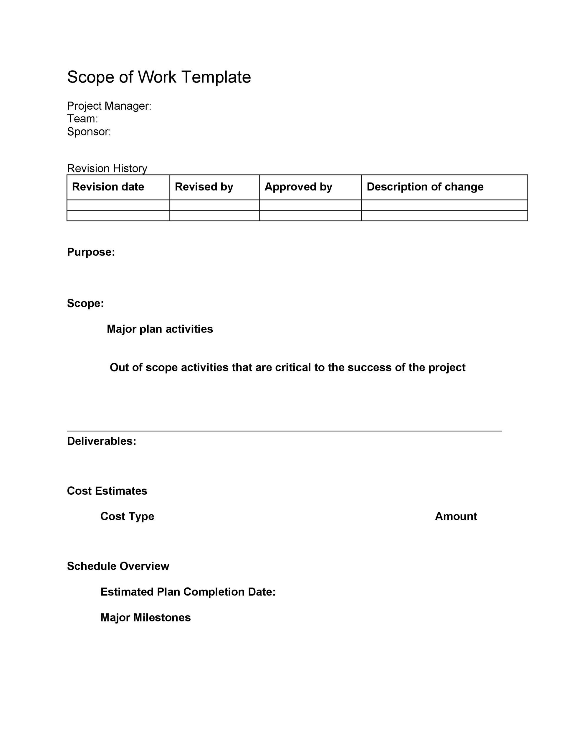 Job Quotation Sample. Job Proposal Sample Free Job Proposal