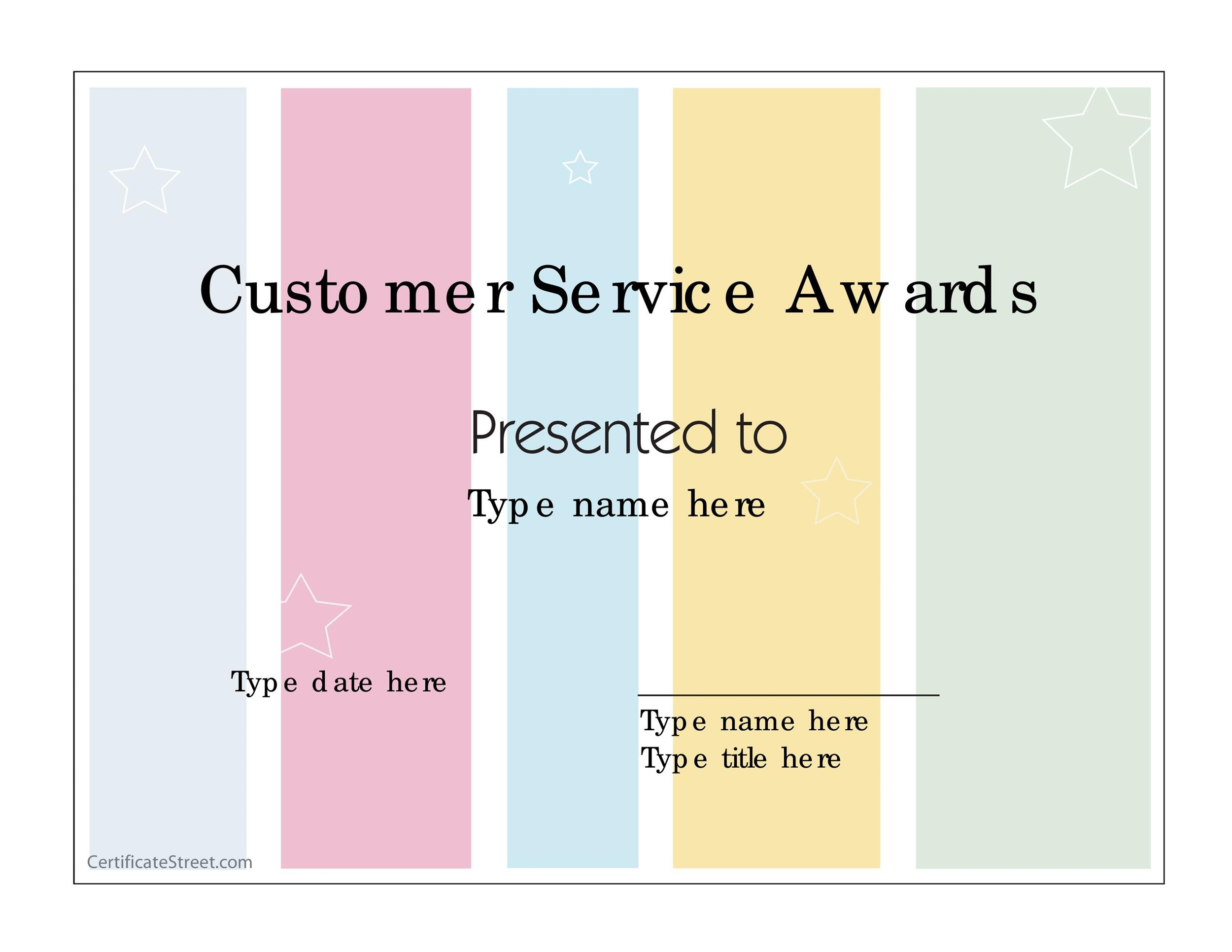 50 amazing award certificate templates template lab printable award template 02 yelopaper Images