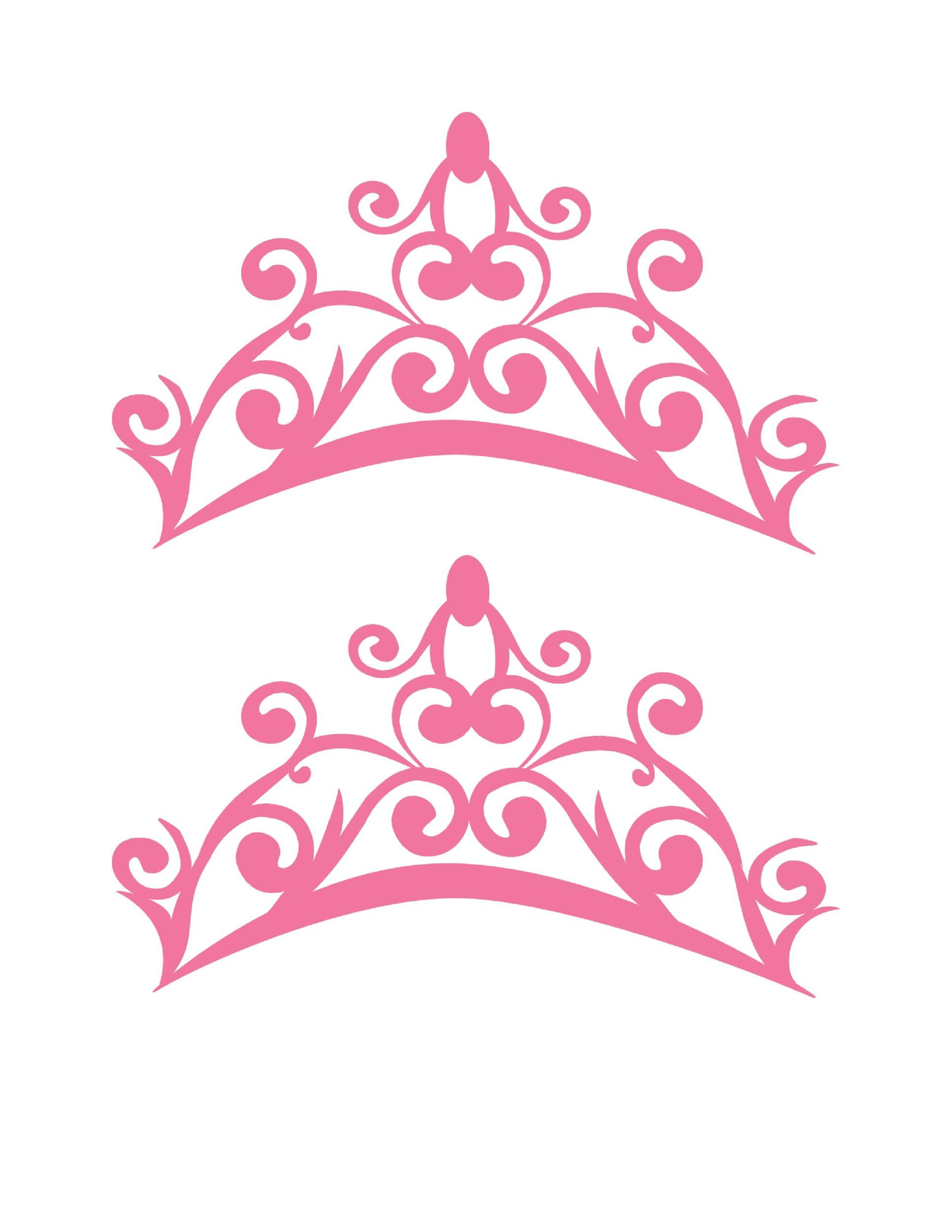 Free Crown Template 13