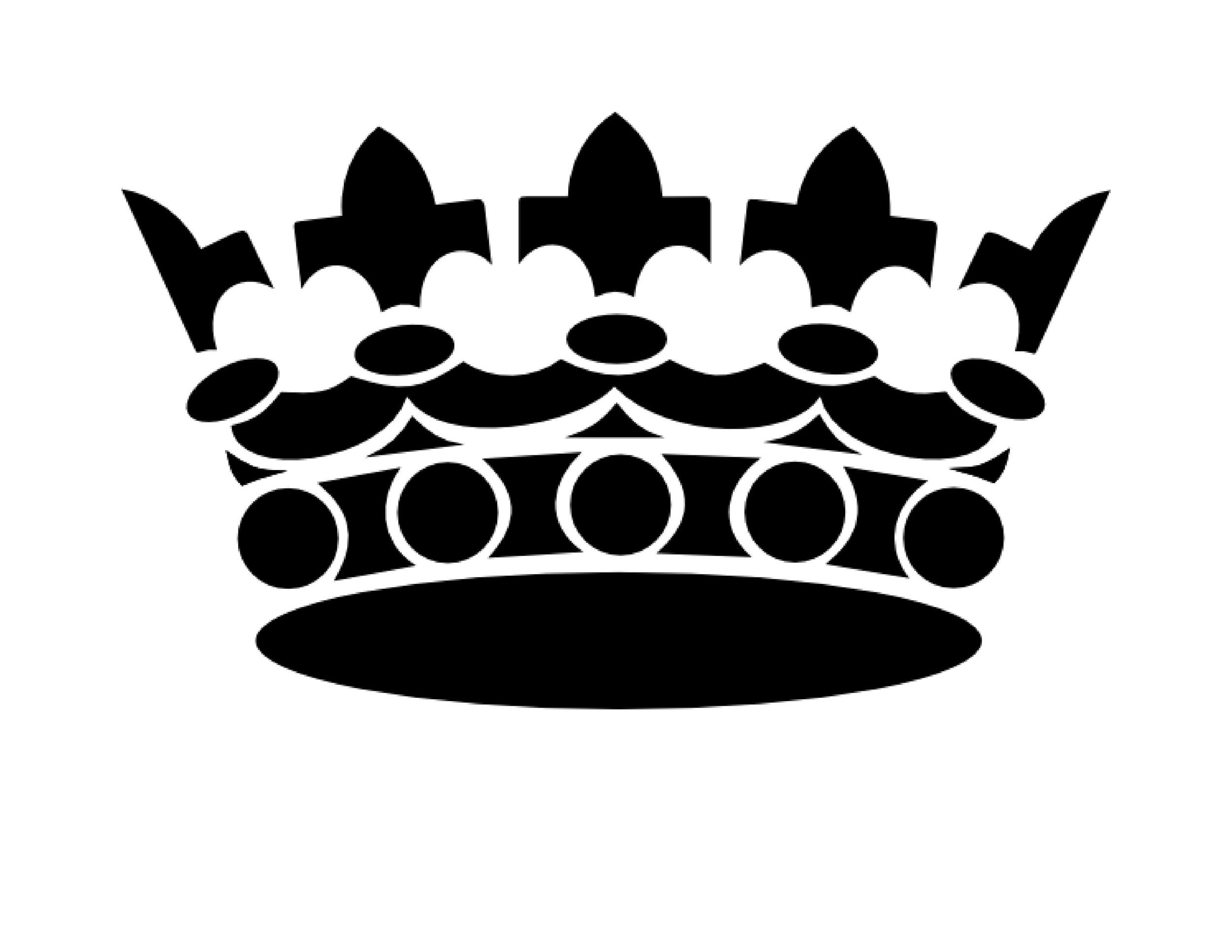 Free Crown Template 25