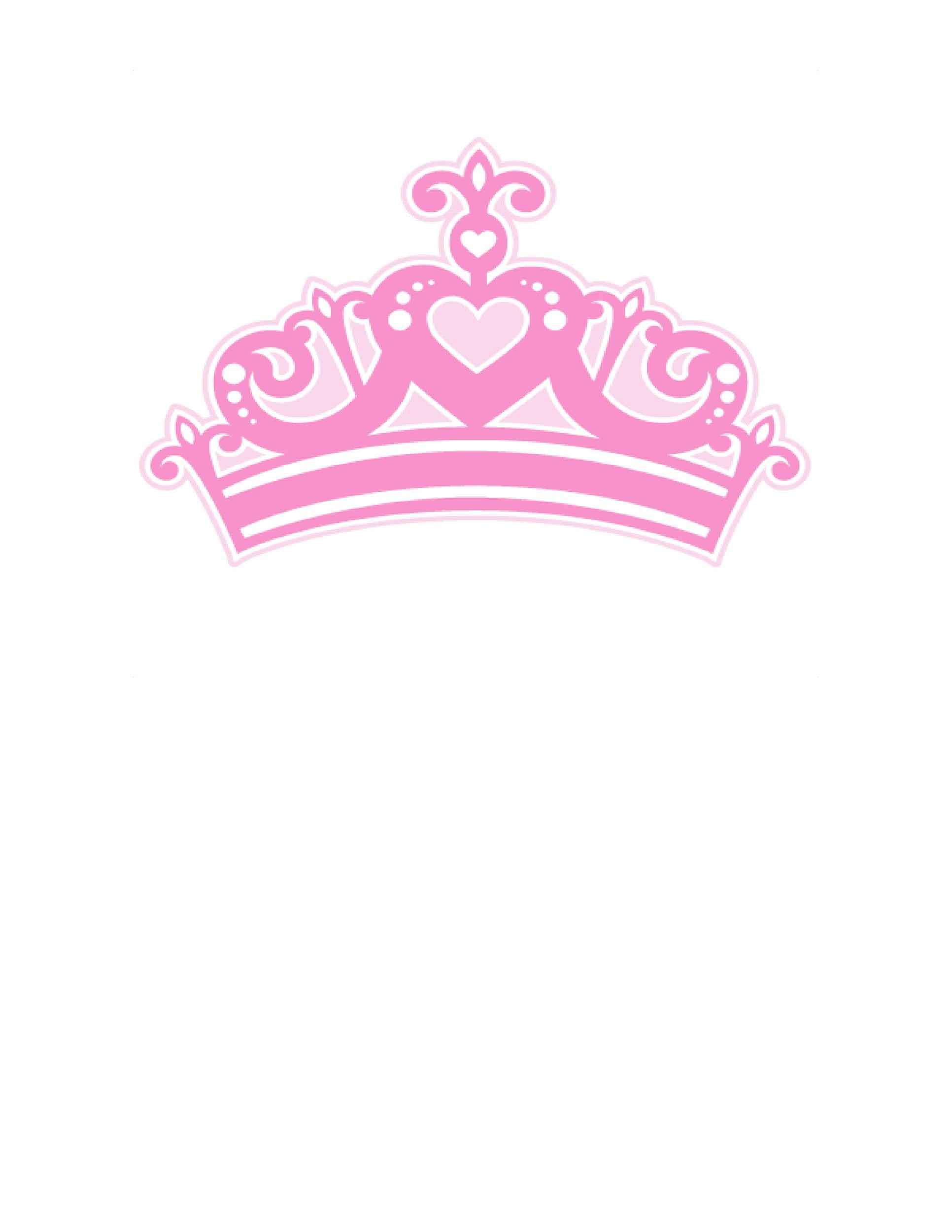 Free Crown Template 30