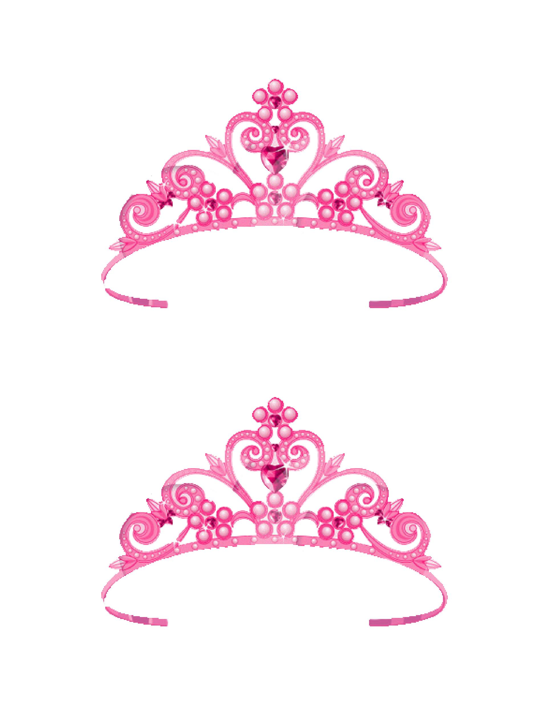 Free Crown Template 31
