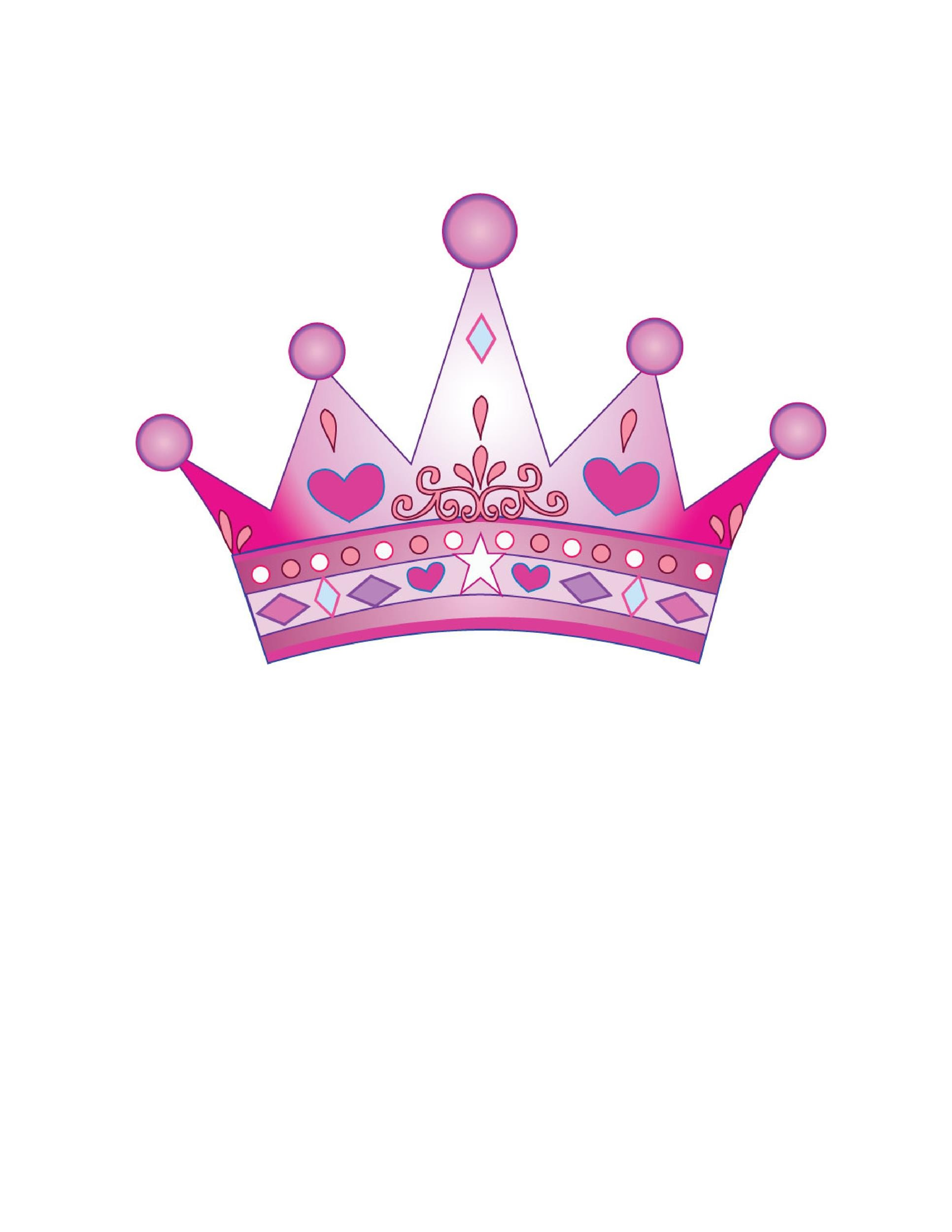 Free Crown Template 33