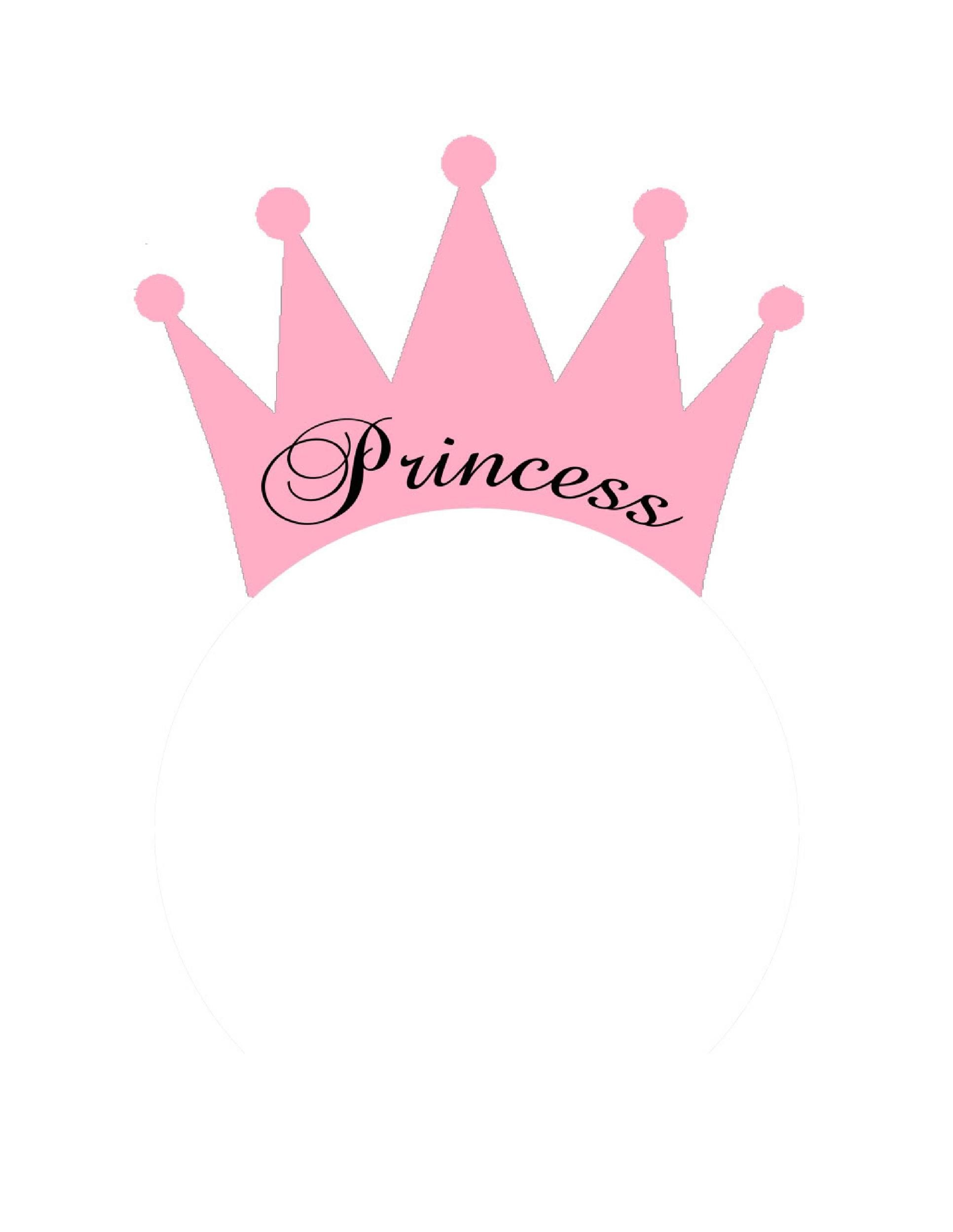 Free Crown Template 45