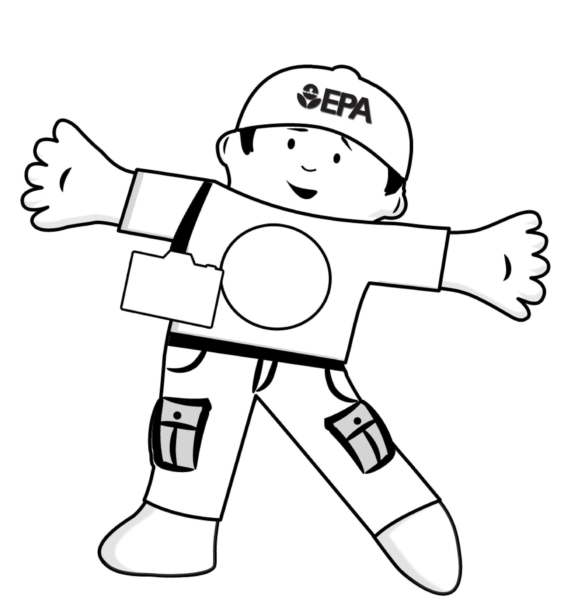 Free Flat Stanley Template 25