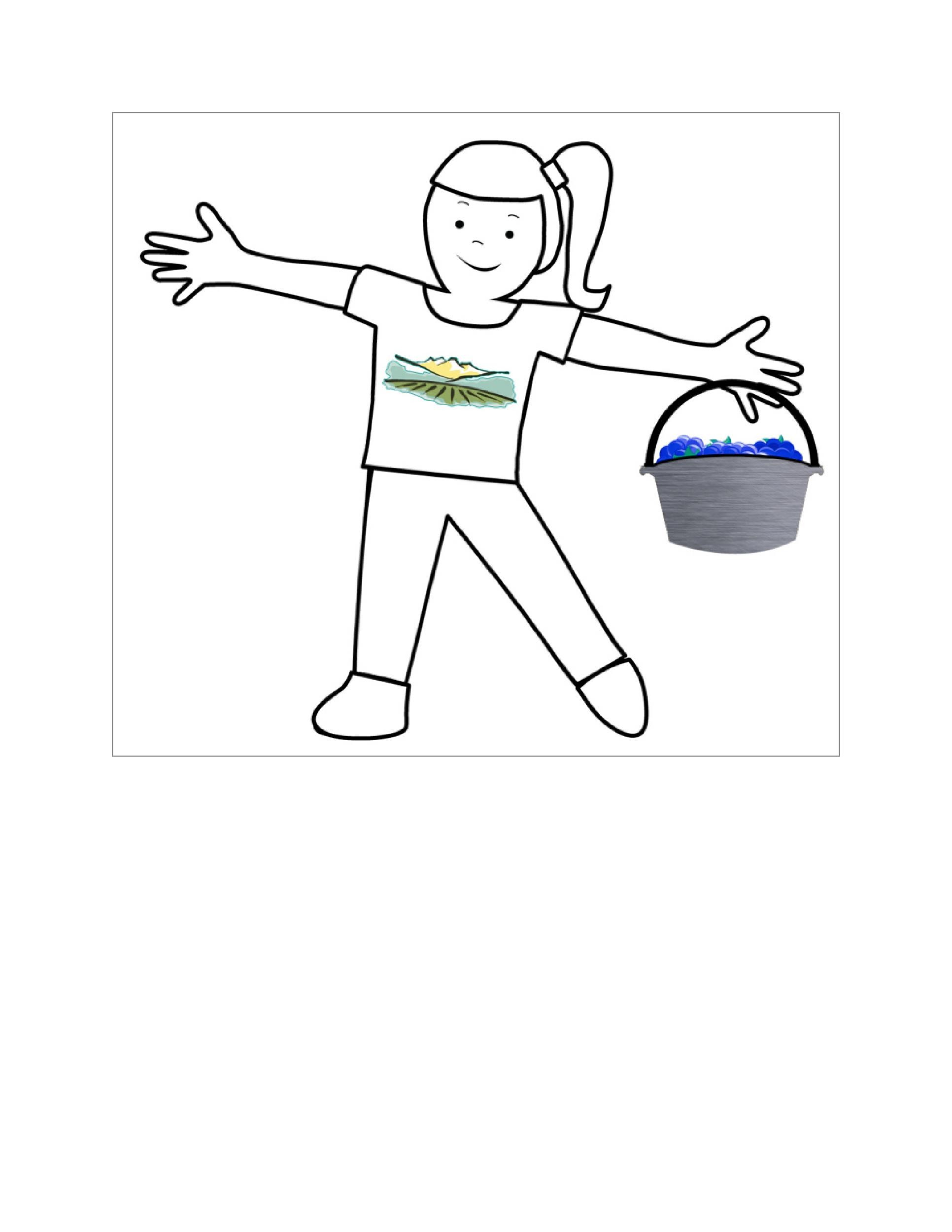 Free Flat Stanley Template 34