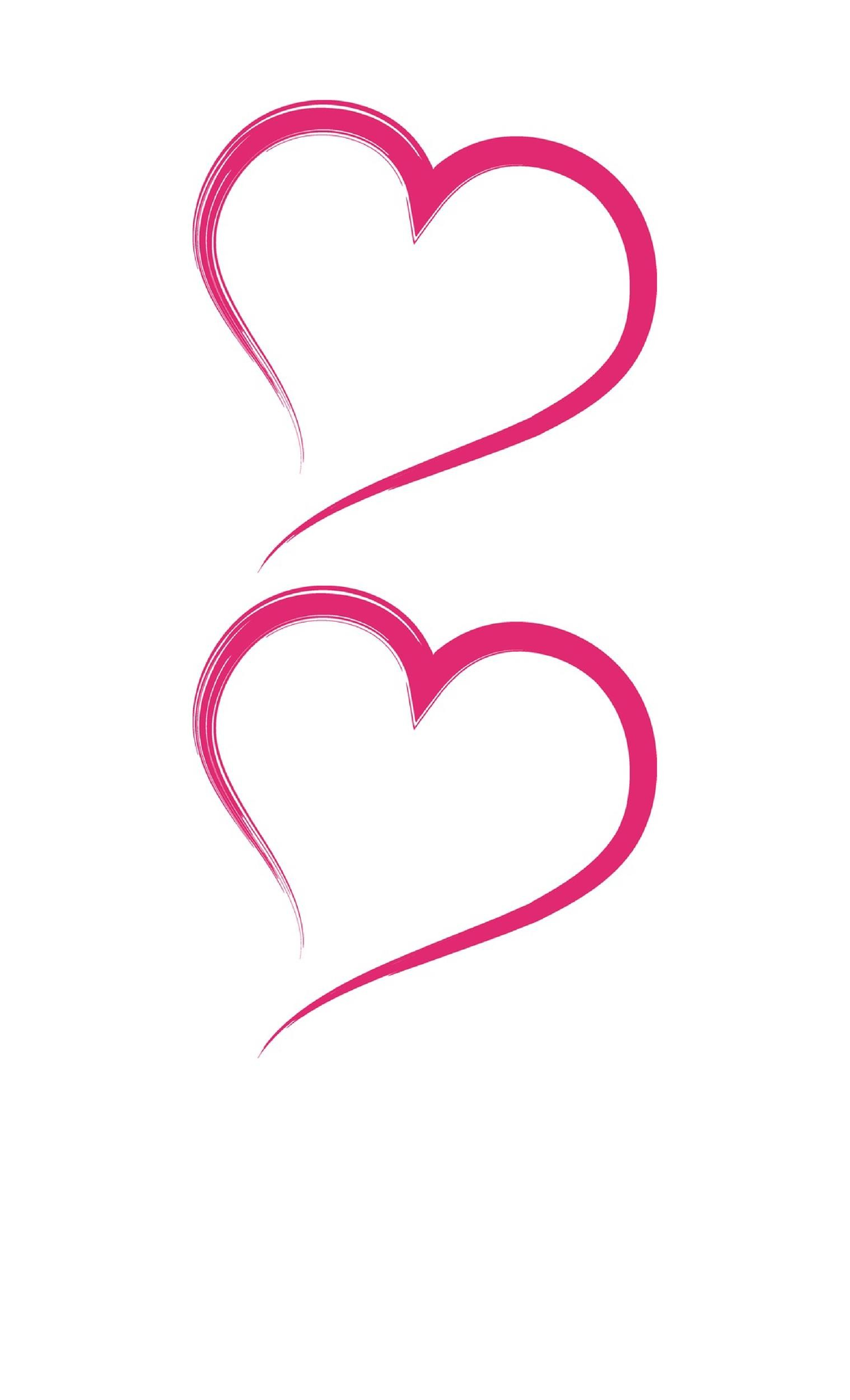 Captivating Printable Heart Shape Template 08