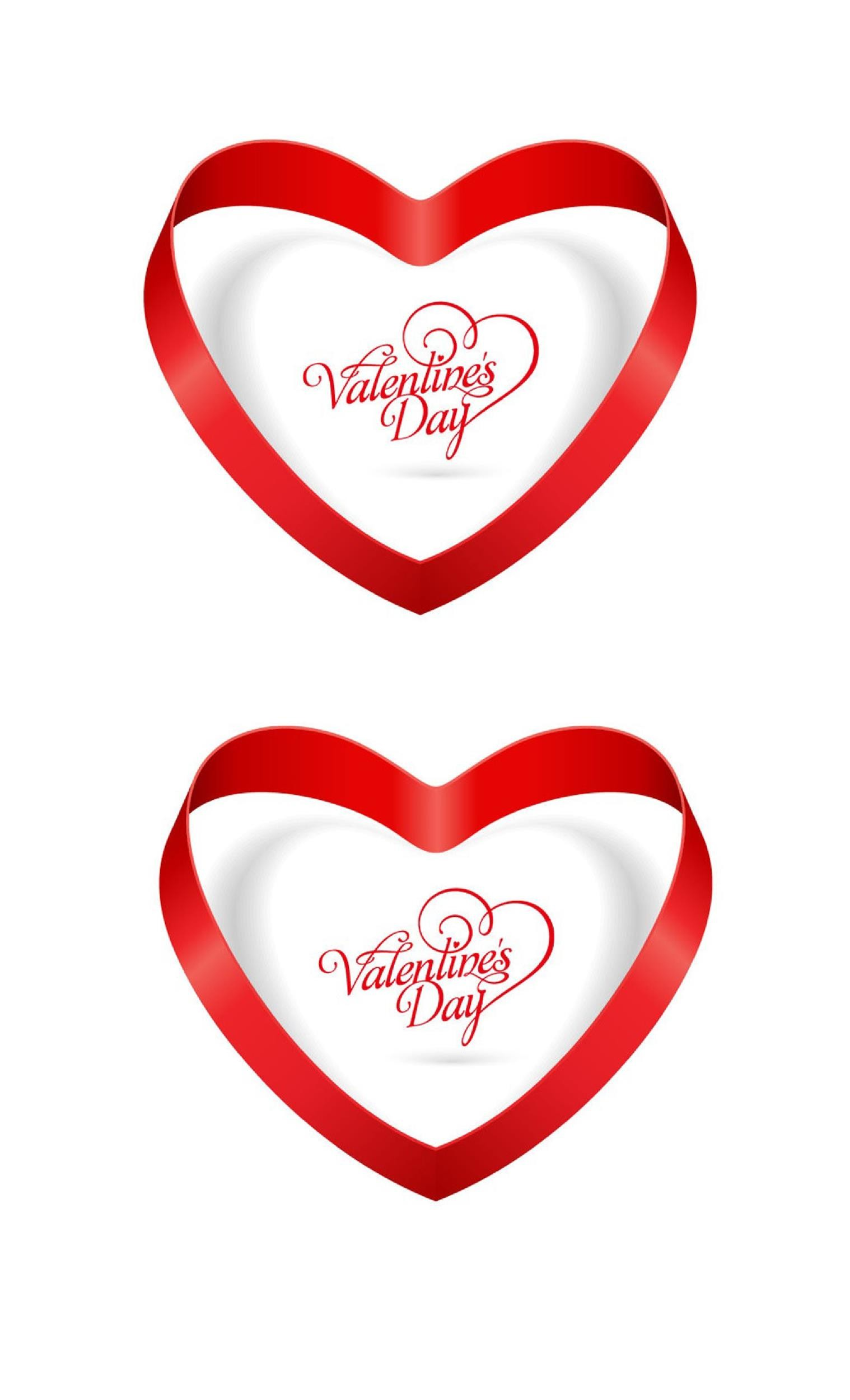 Heart shape Template 13