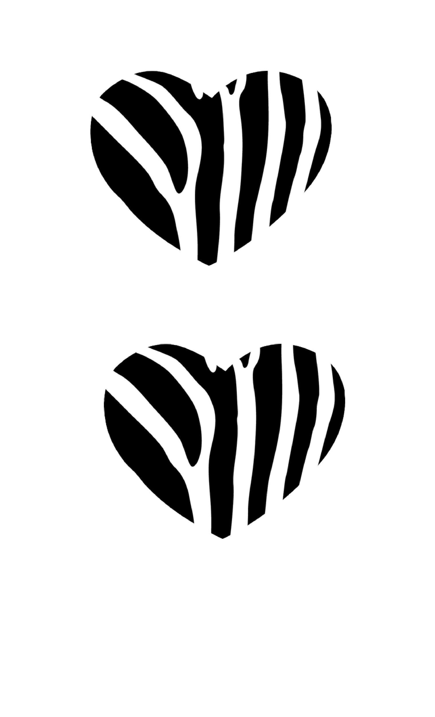 Free Heart Shape Template 36