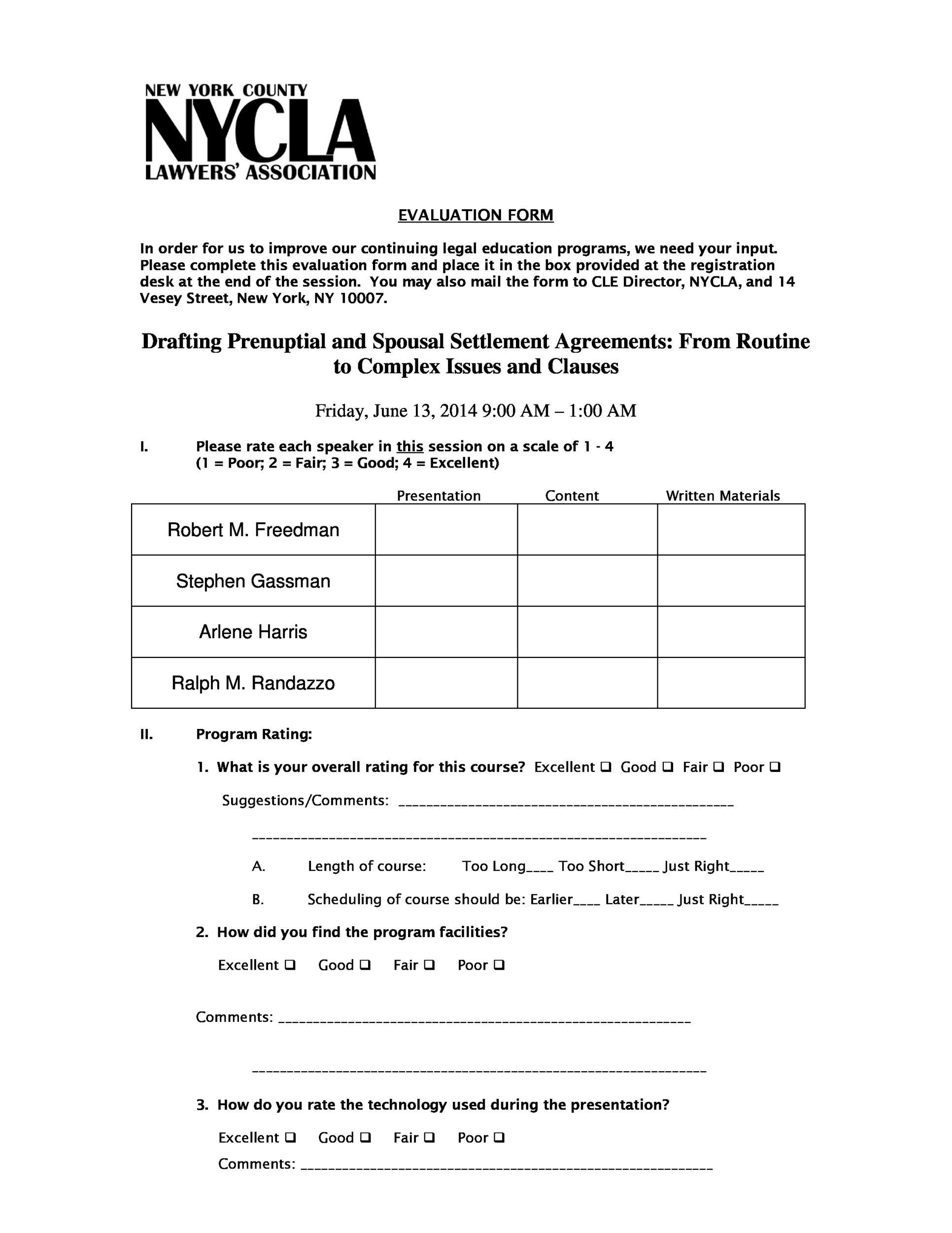 Free Prenuptial Agreement Template 17