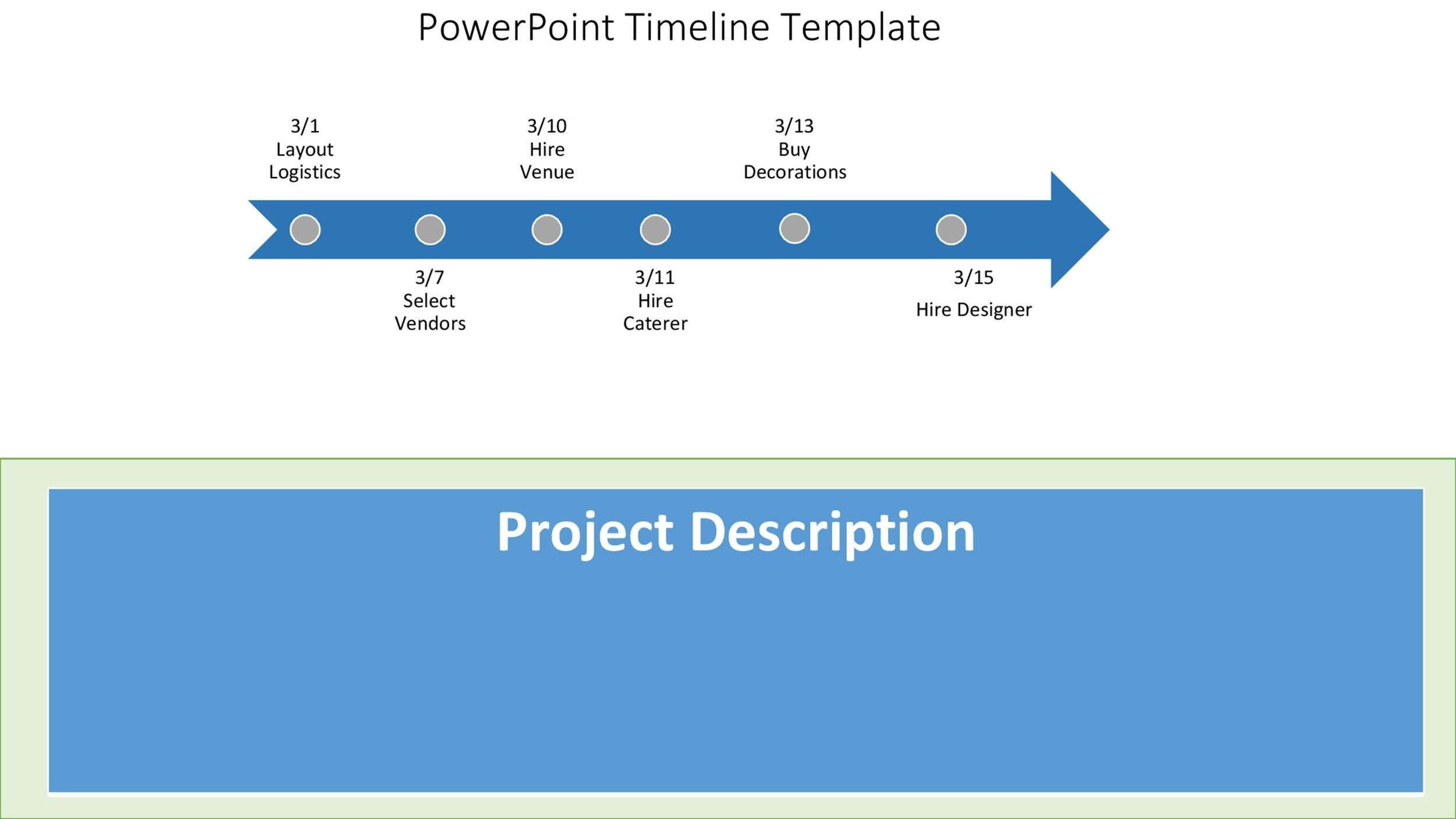 30 timeline templates excel power point word template lab free timeline template 10 toneelgroepblik Images