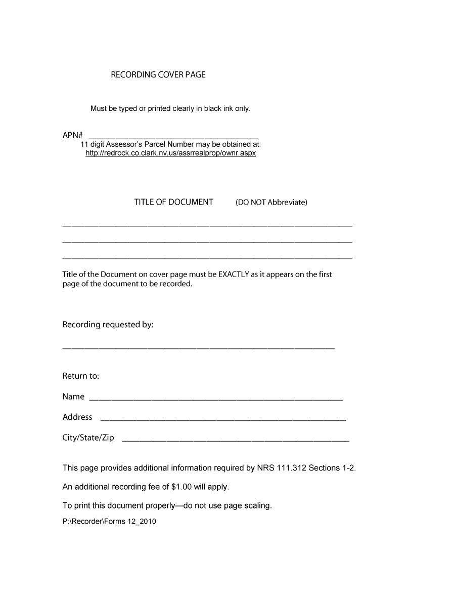 Free Quit Claim Deed Template 06