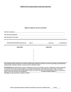 quit claim deed template 21