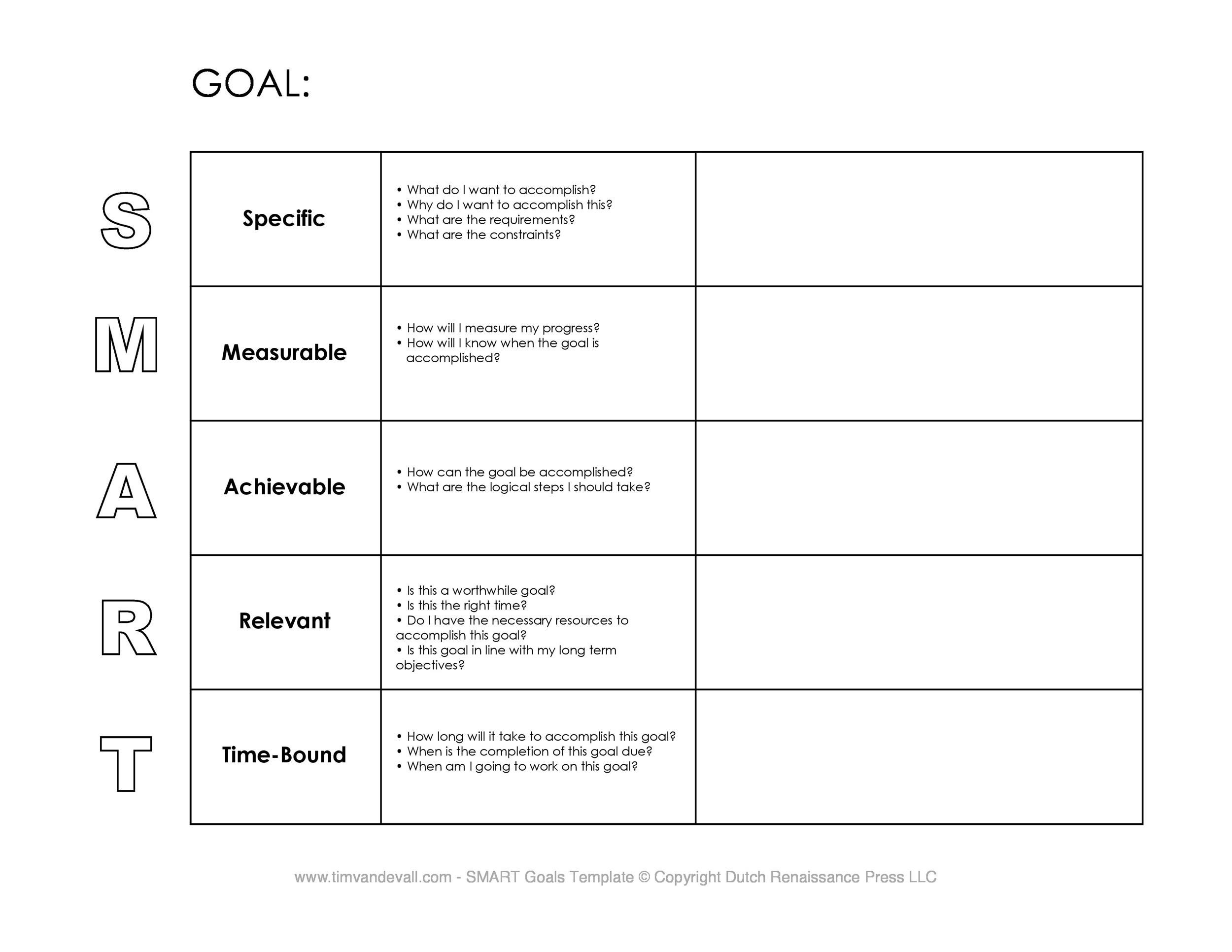 Printable Worksheets Goal Setting Worksheets For Kids
