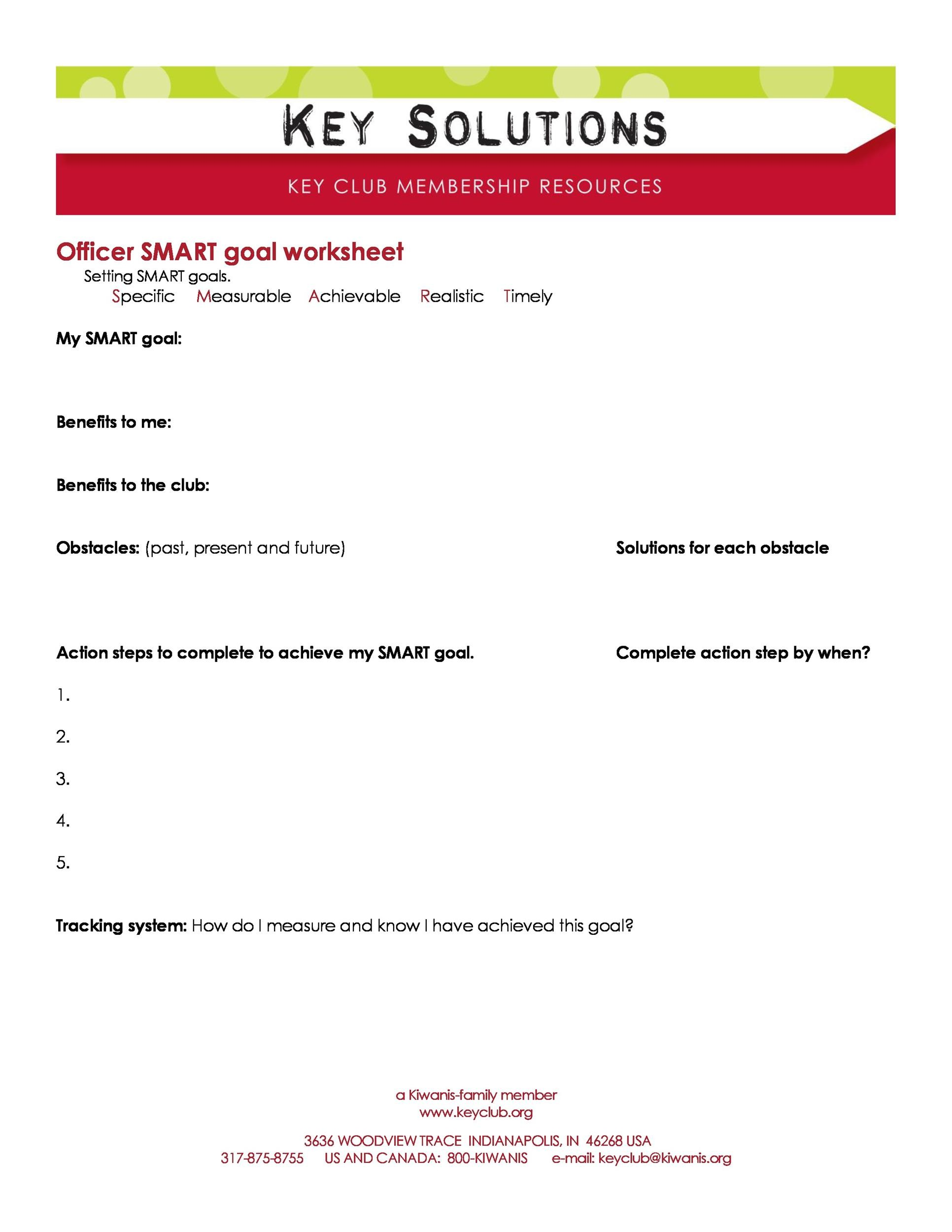 Worksheets Smart Goal Setting Worksheets 48 smart goals templates examples worksheets template lab 30