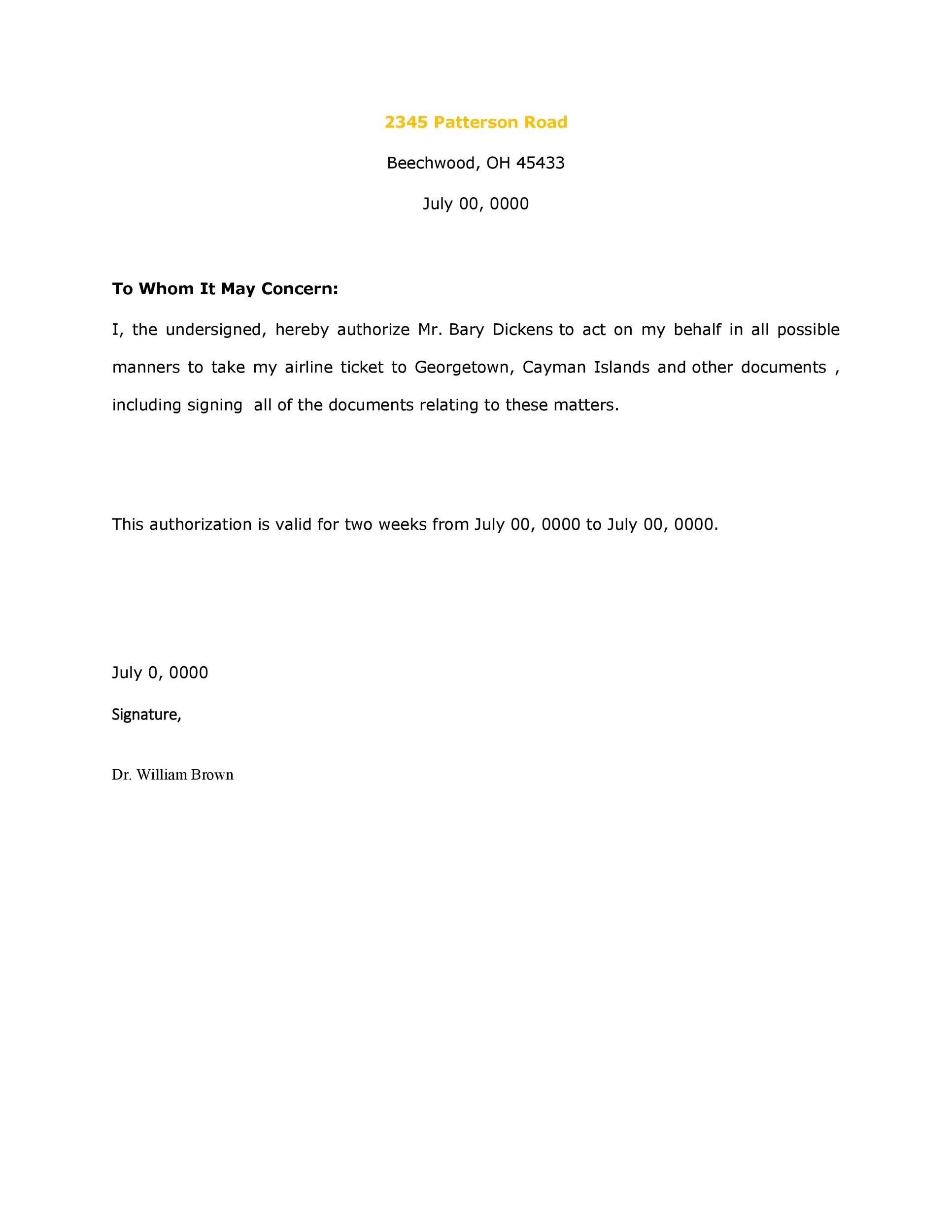 Letter Sample Sample Of General Resignation Letter Resignation