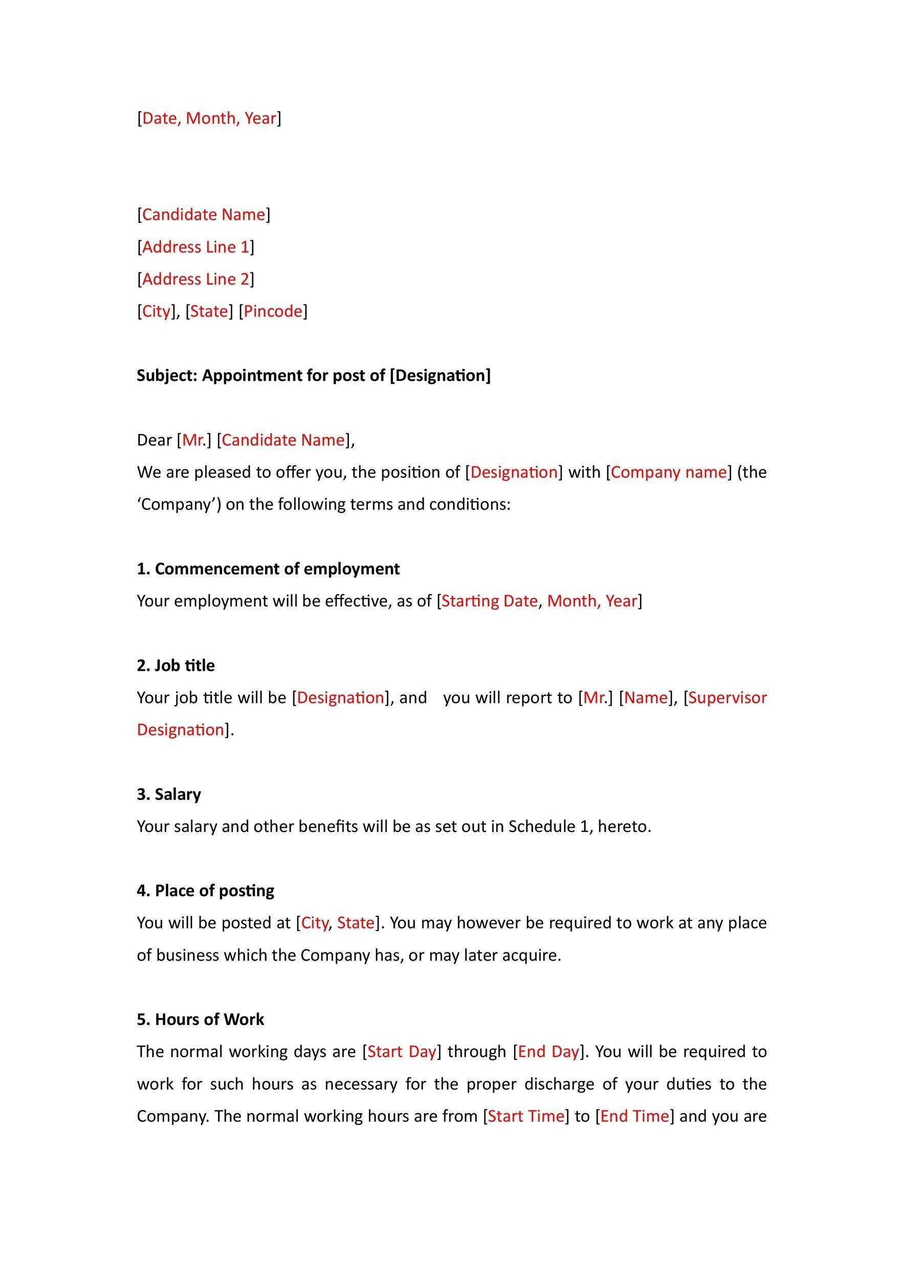 35 Formal Business Letter Format Templates Amp Examples ᐅ