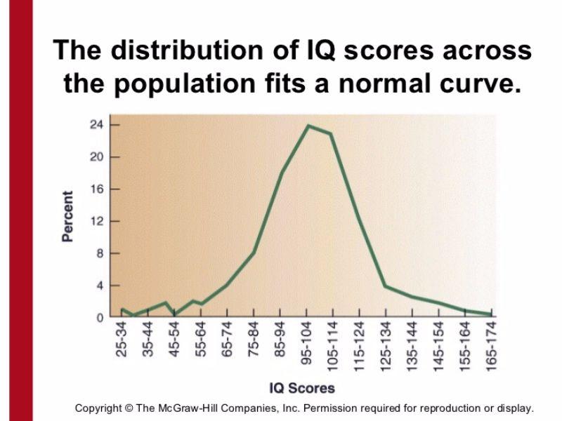 Free IQ Chart 06
