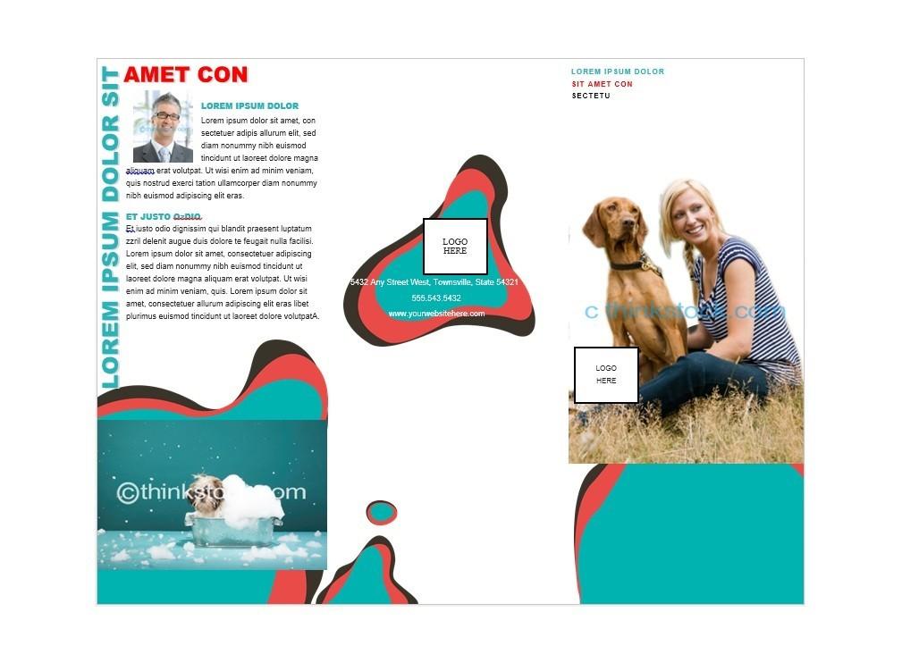 Free Brochure Template 05