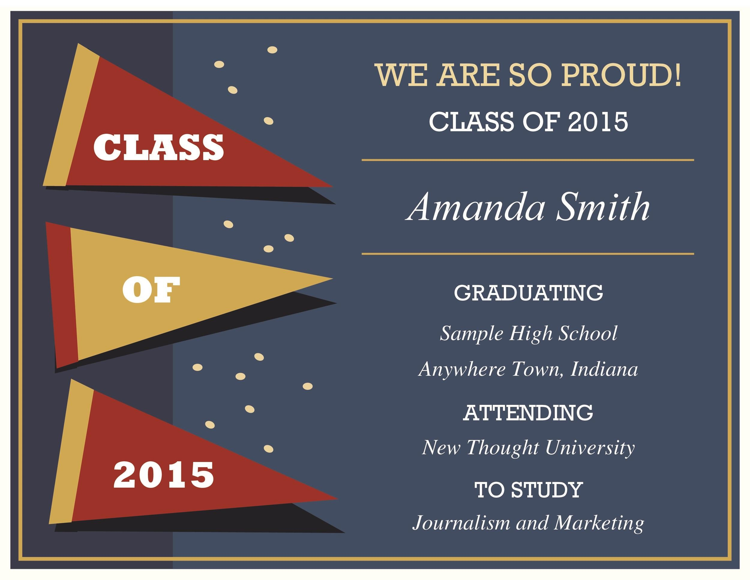 Free Graduation Invitation Templates 05