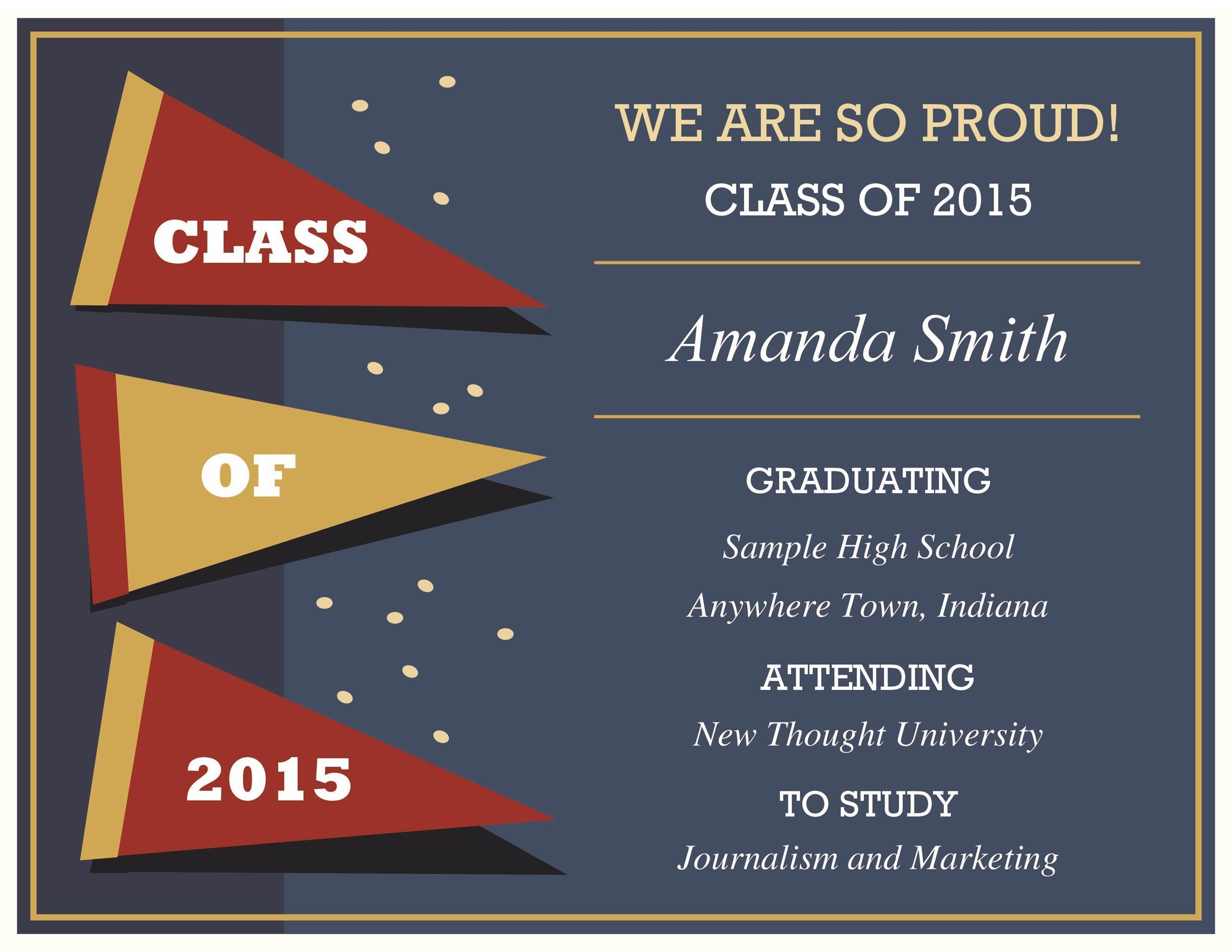 Free Graduation Invitation Templates 05