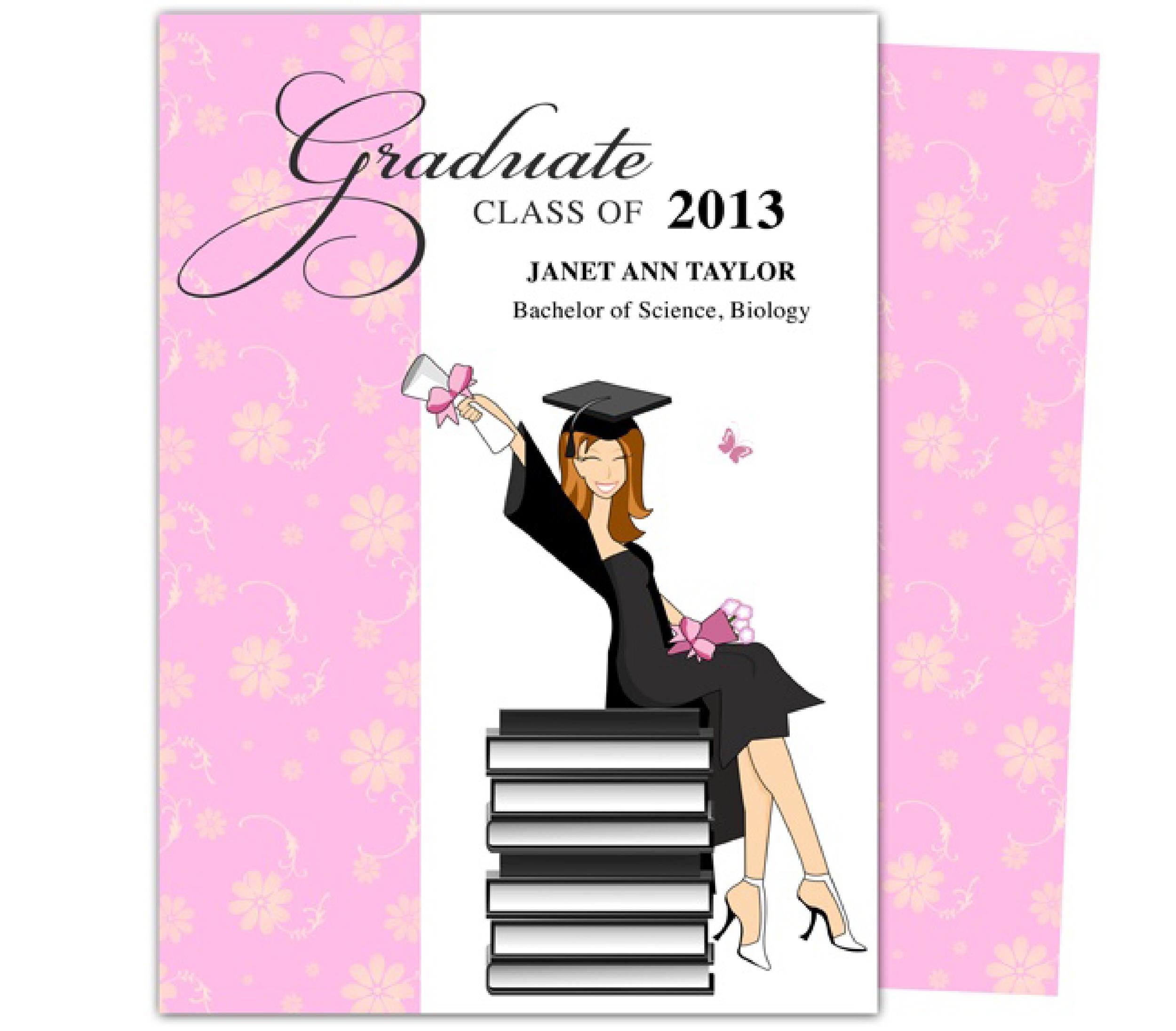Free Graduation Invitation Templates 16