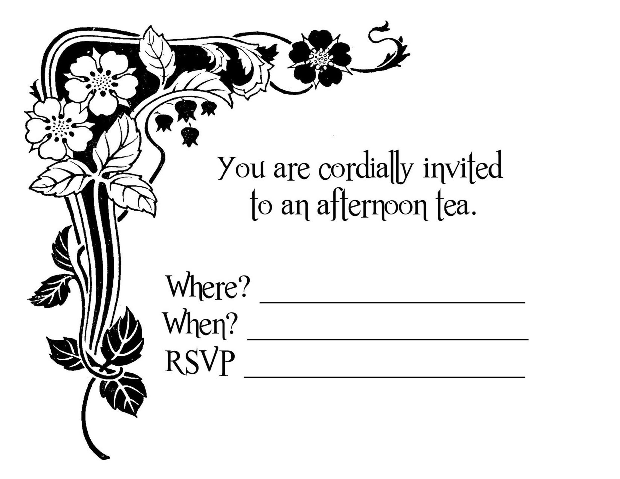 Free Graduation Invitation Templates 17