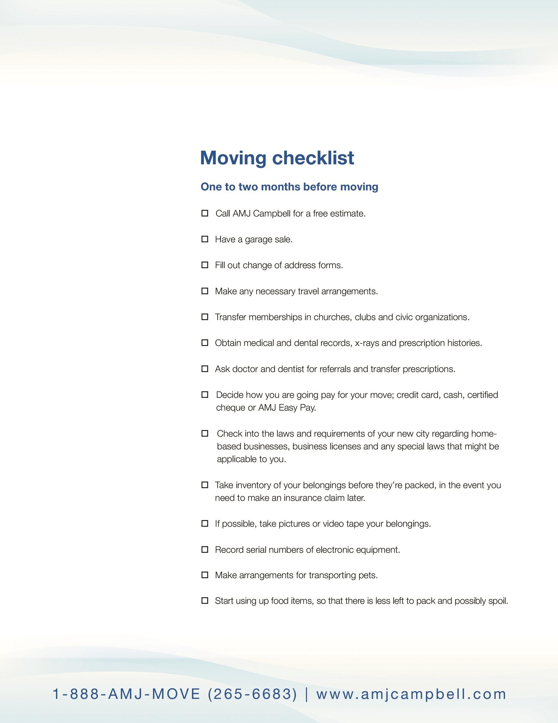 Free moving checklist 01