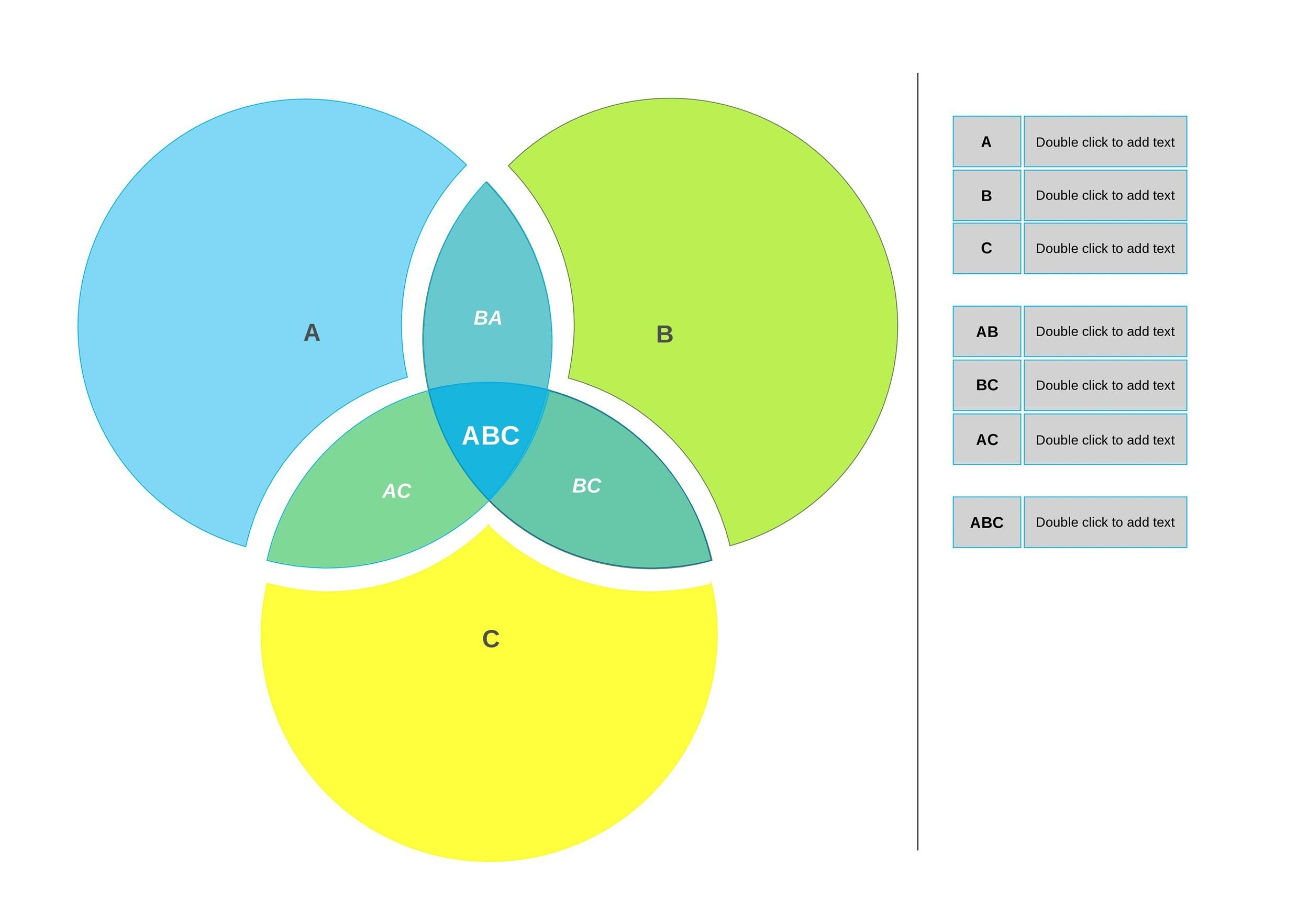 Free venn diagram template  21