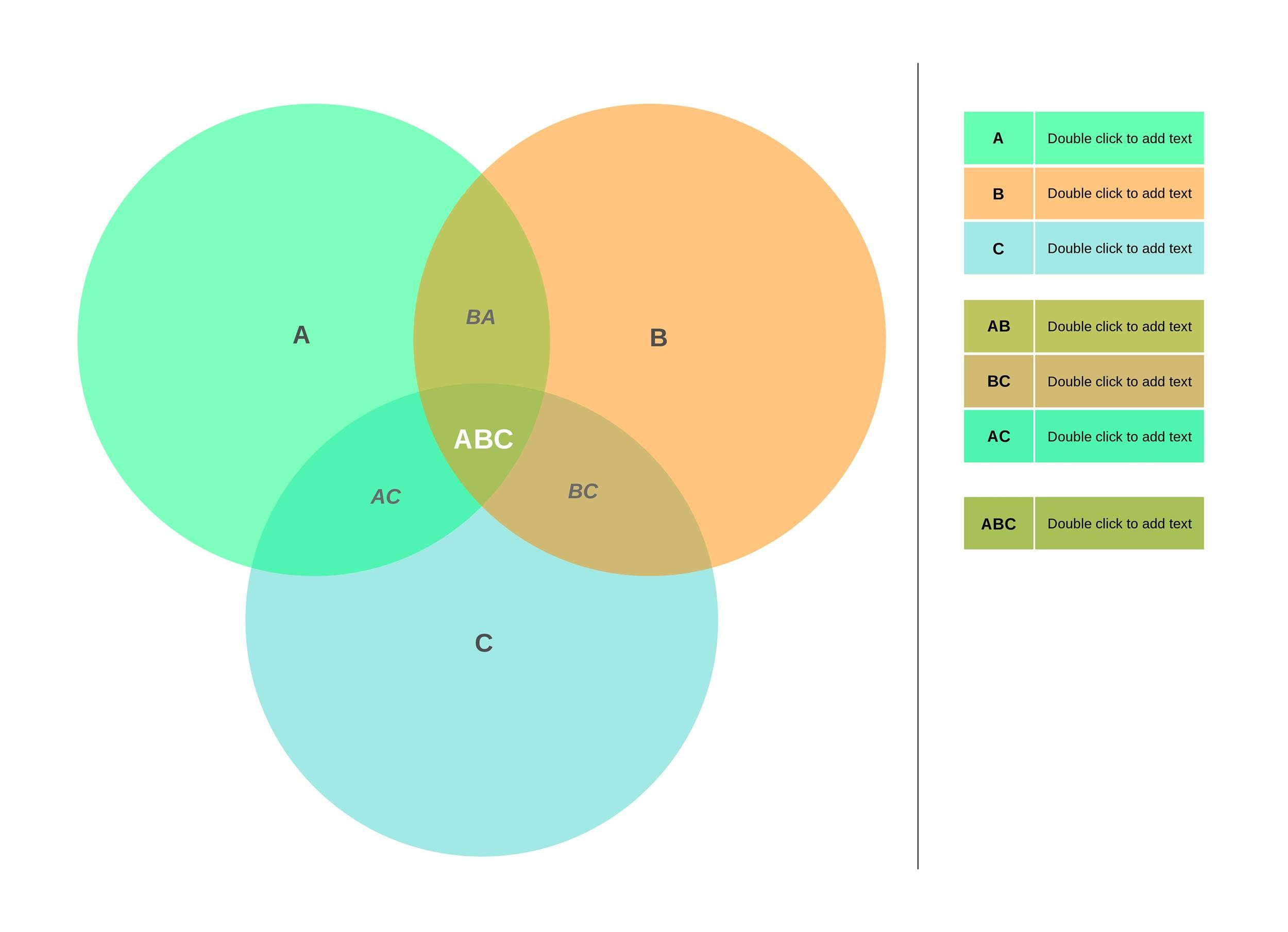 Free venn diagram template  22