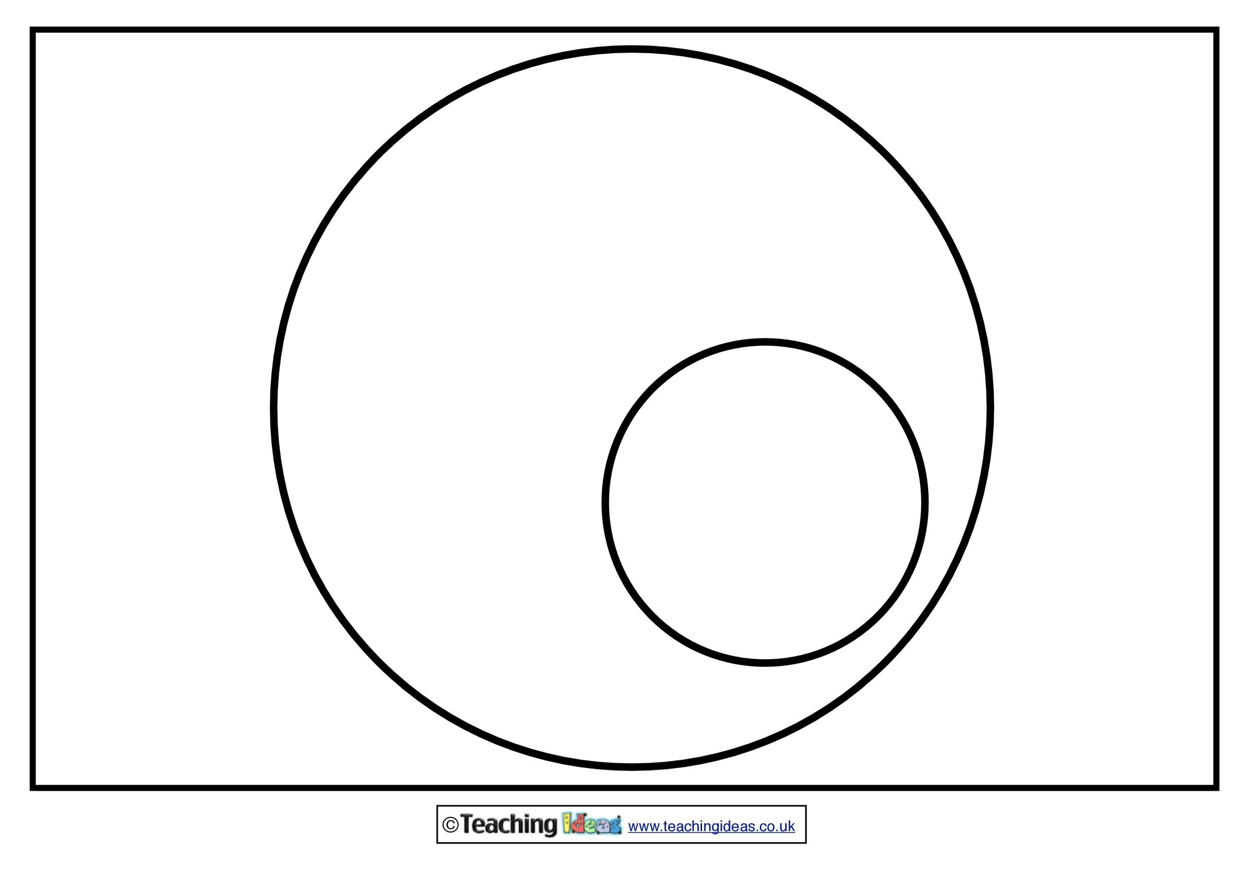 Free venn diagram template  24