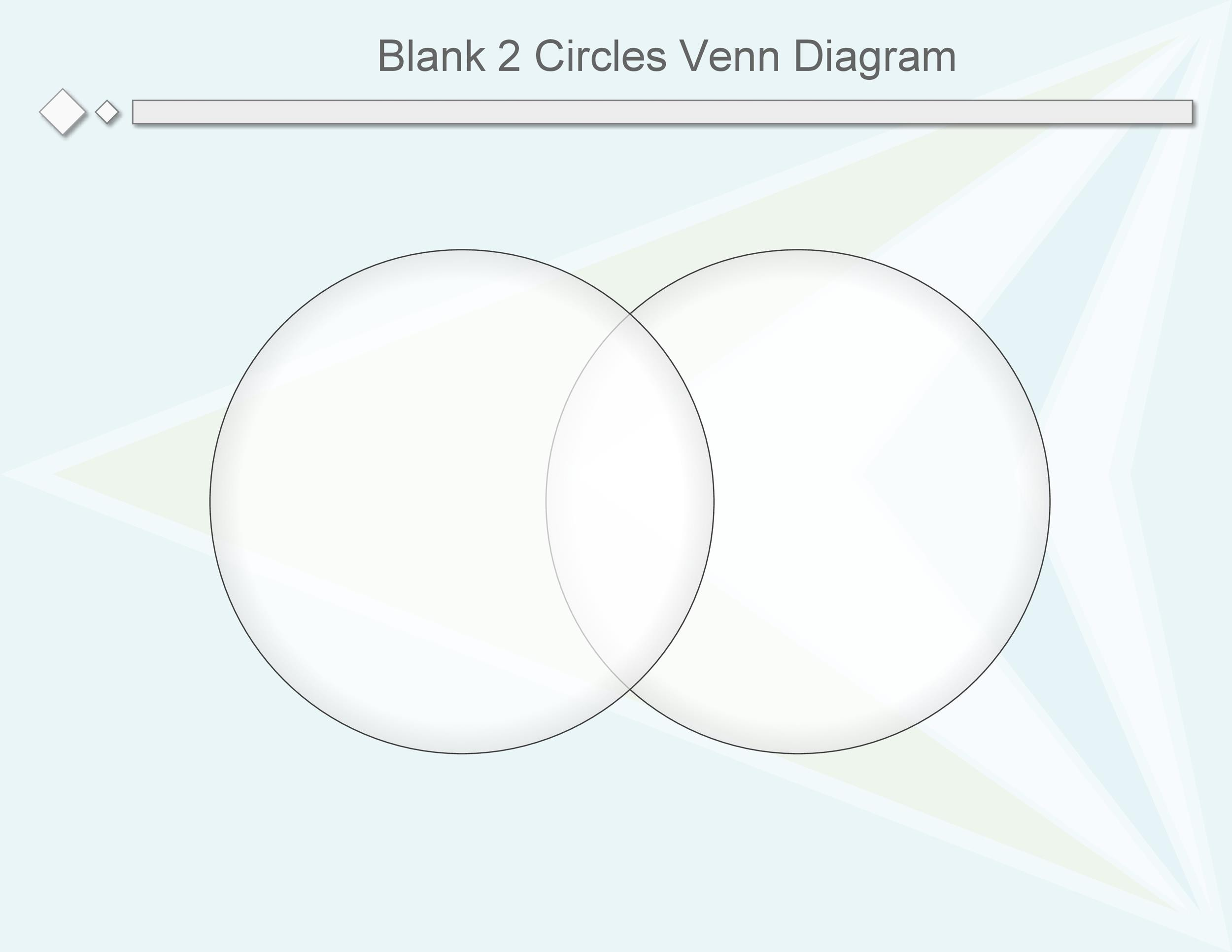 Free venn diagram template 35