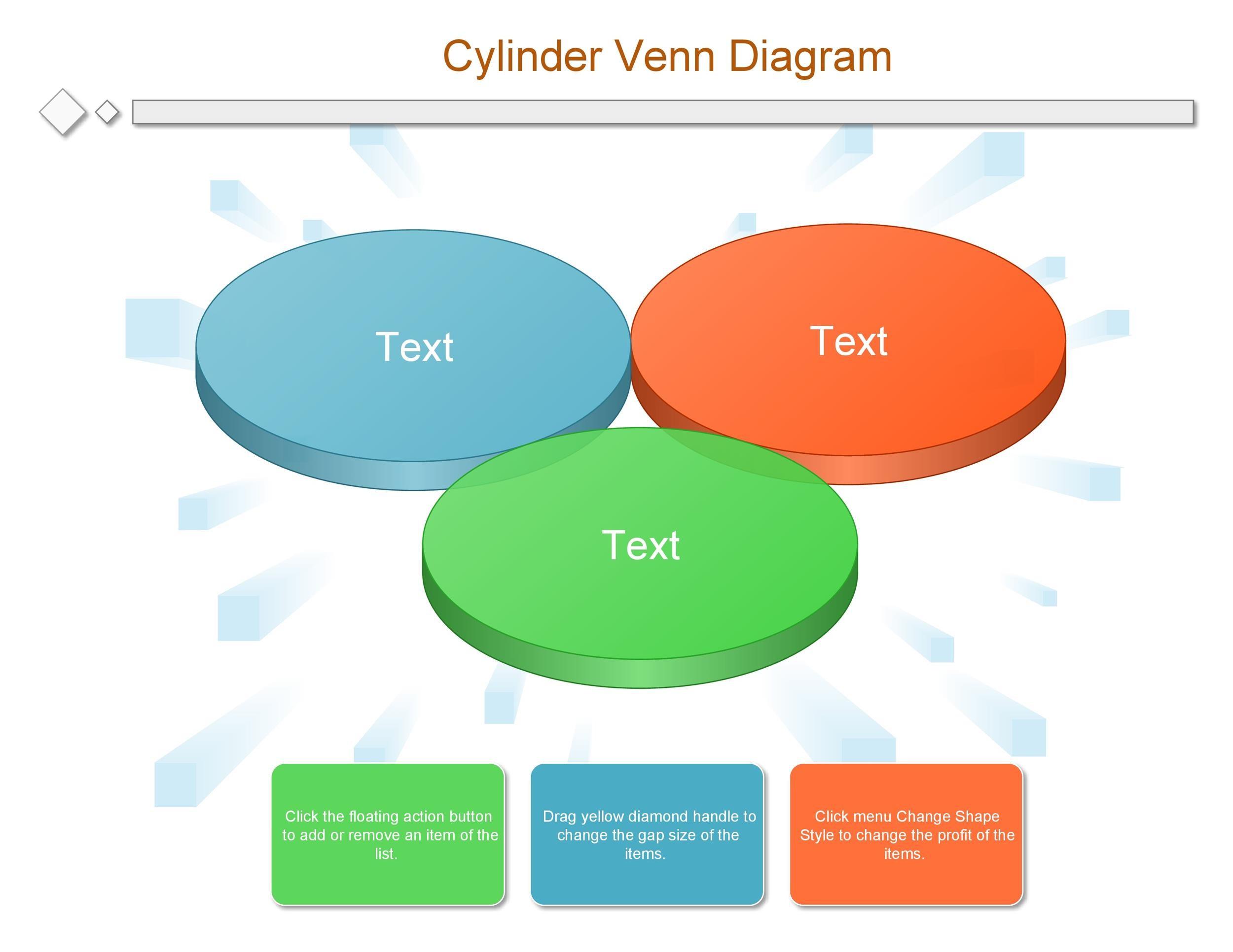 Free venn diagram template 37