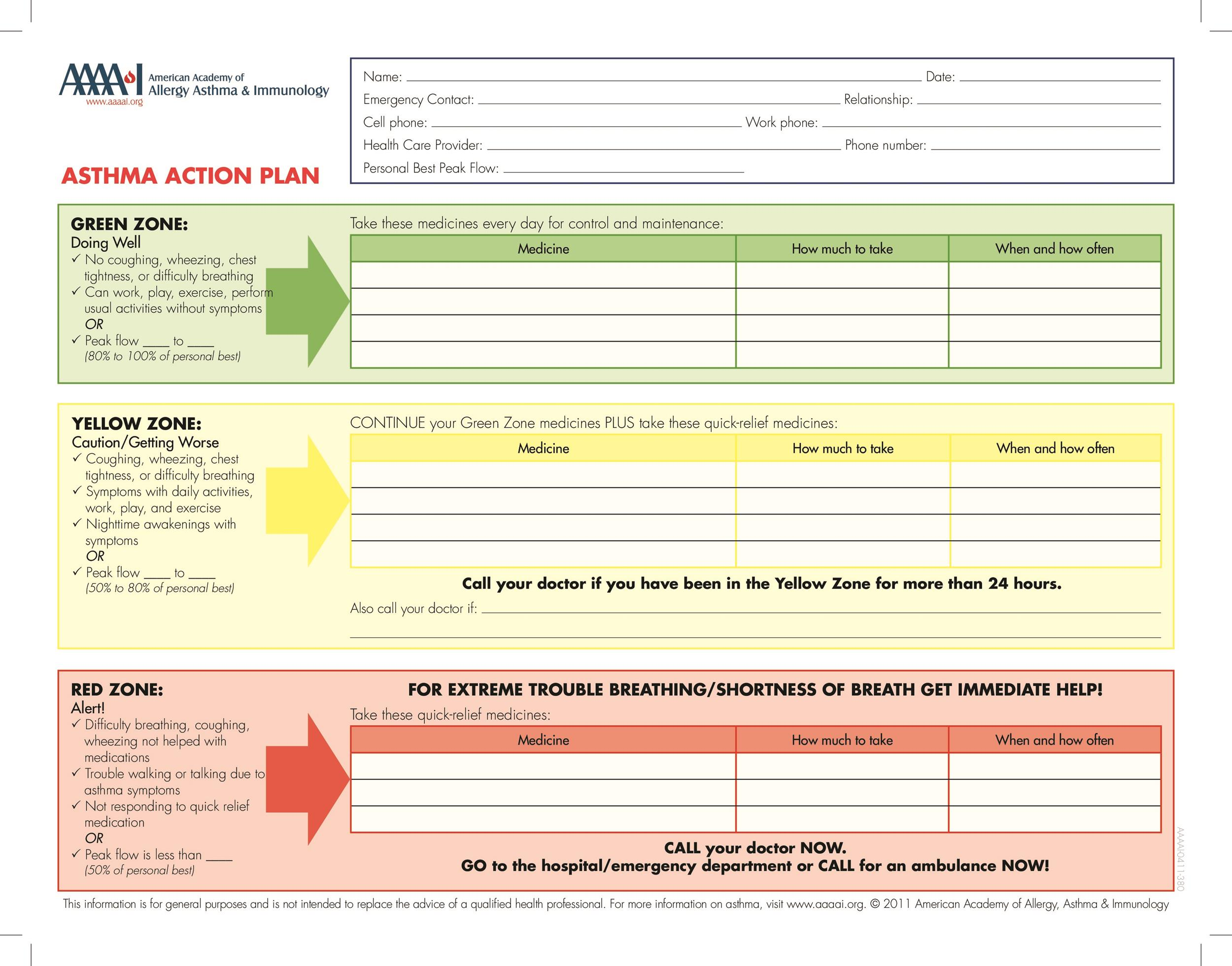 Free Action plan template 20