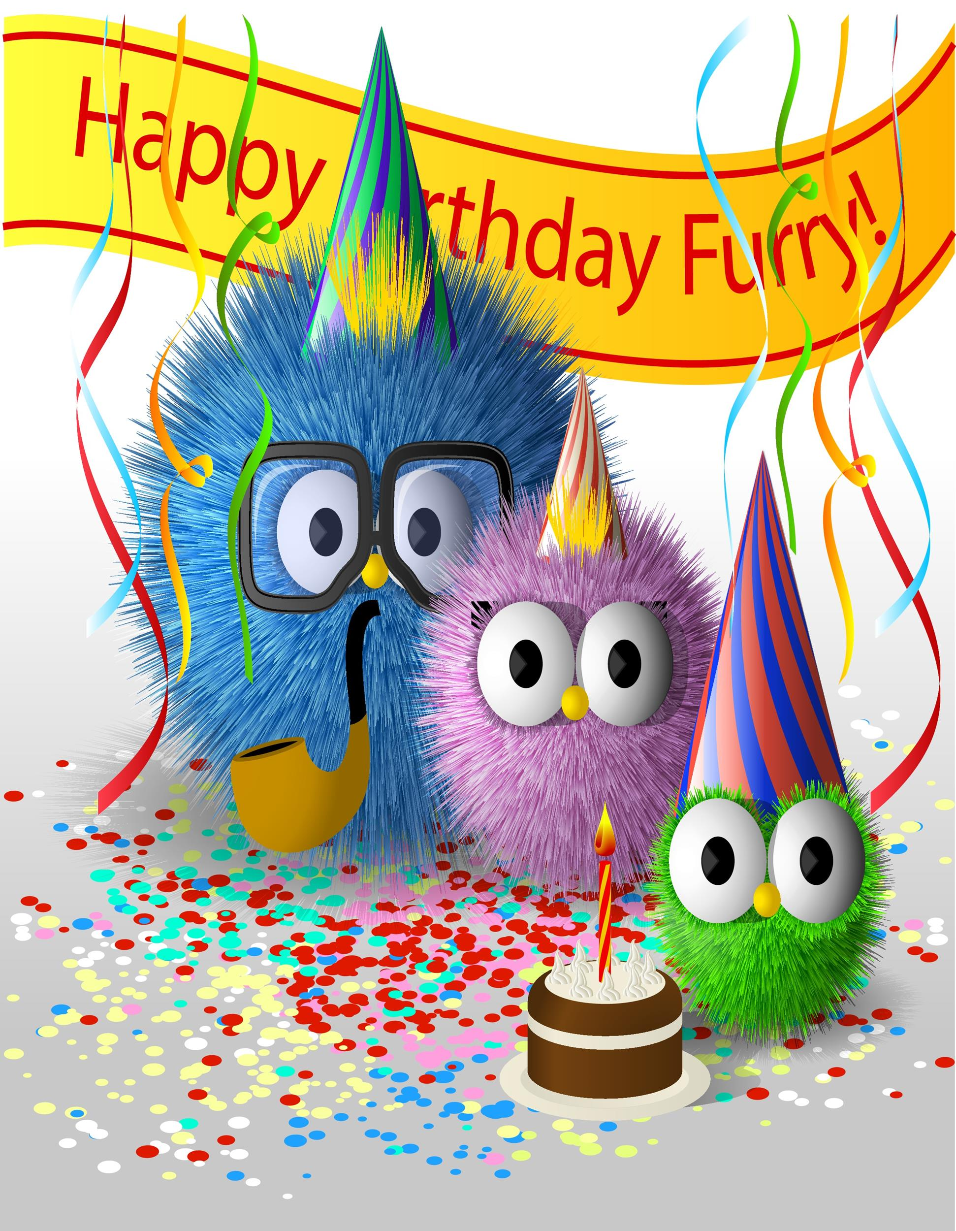 Free birthday card template 14
