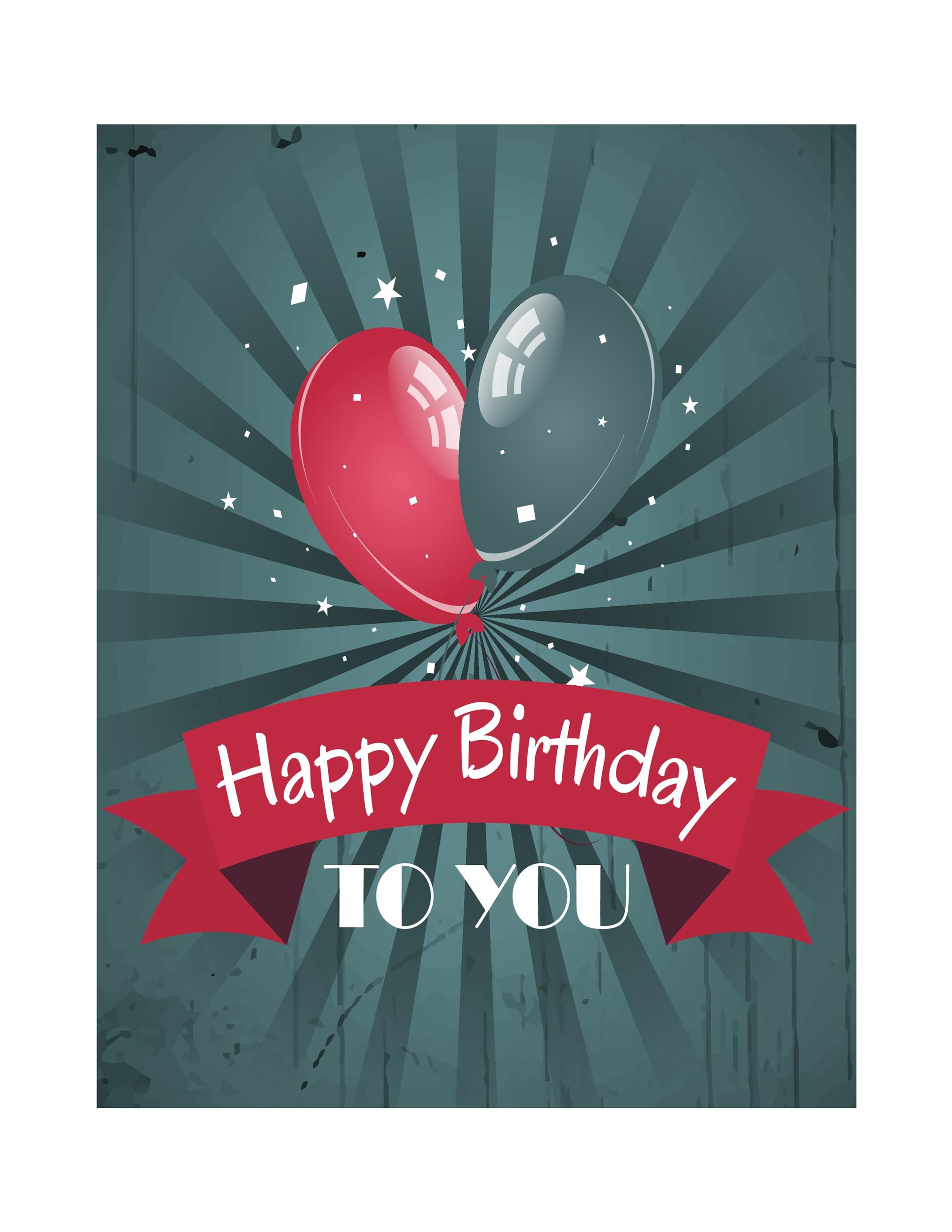 birthday card template 31