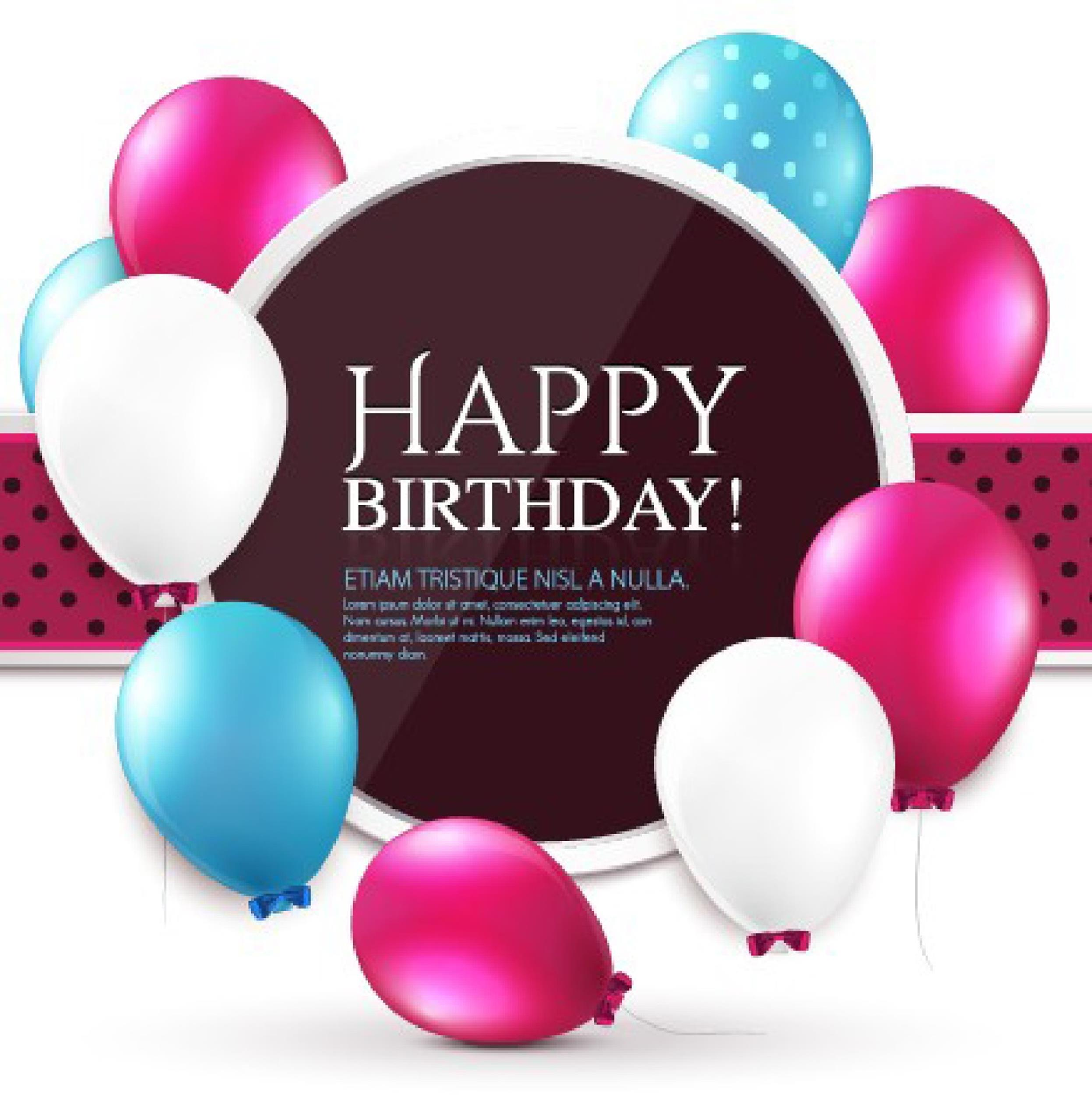 Free birthday card template 35