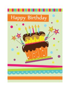 birthday card template 37