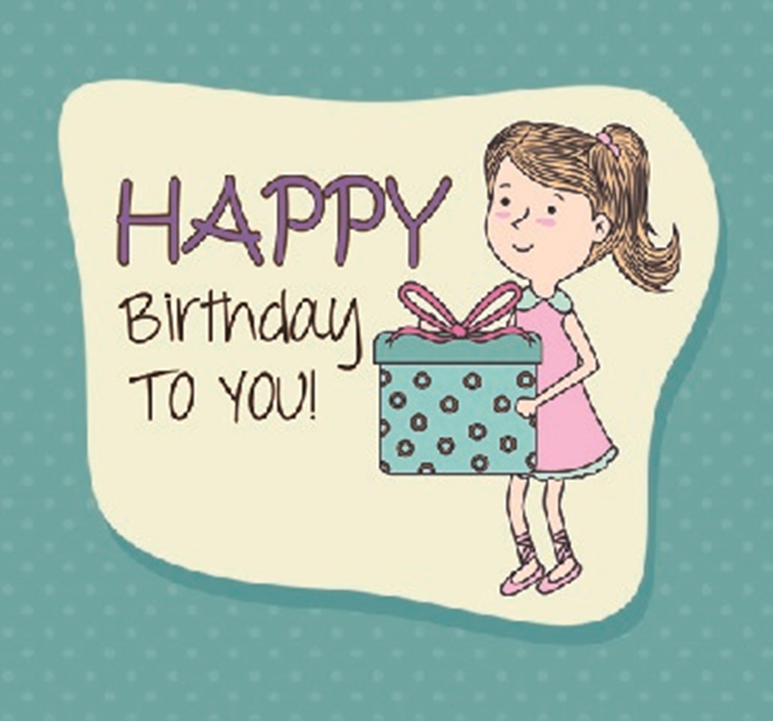 Free birthday card template 40