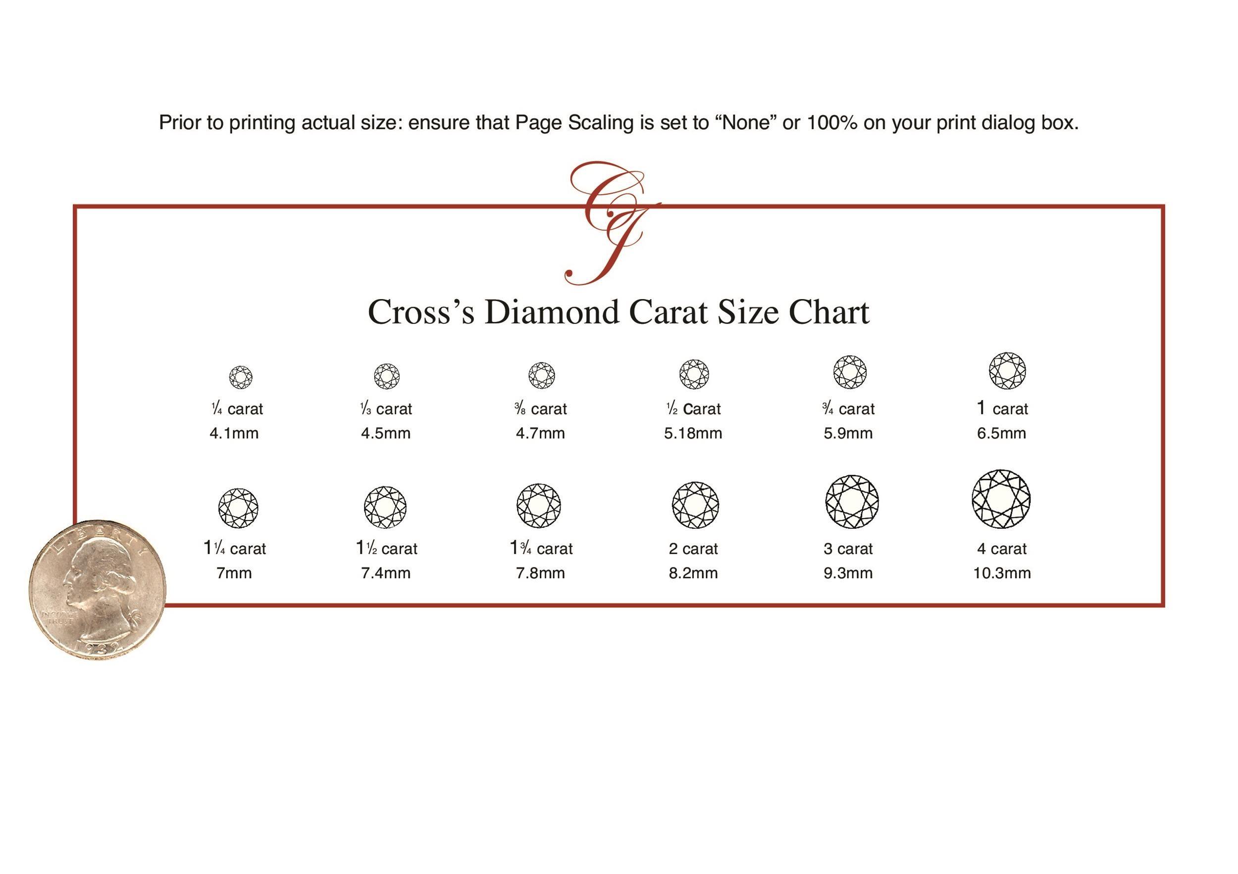 Free diamond size chart 04