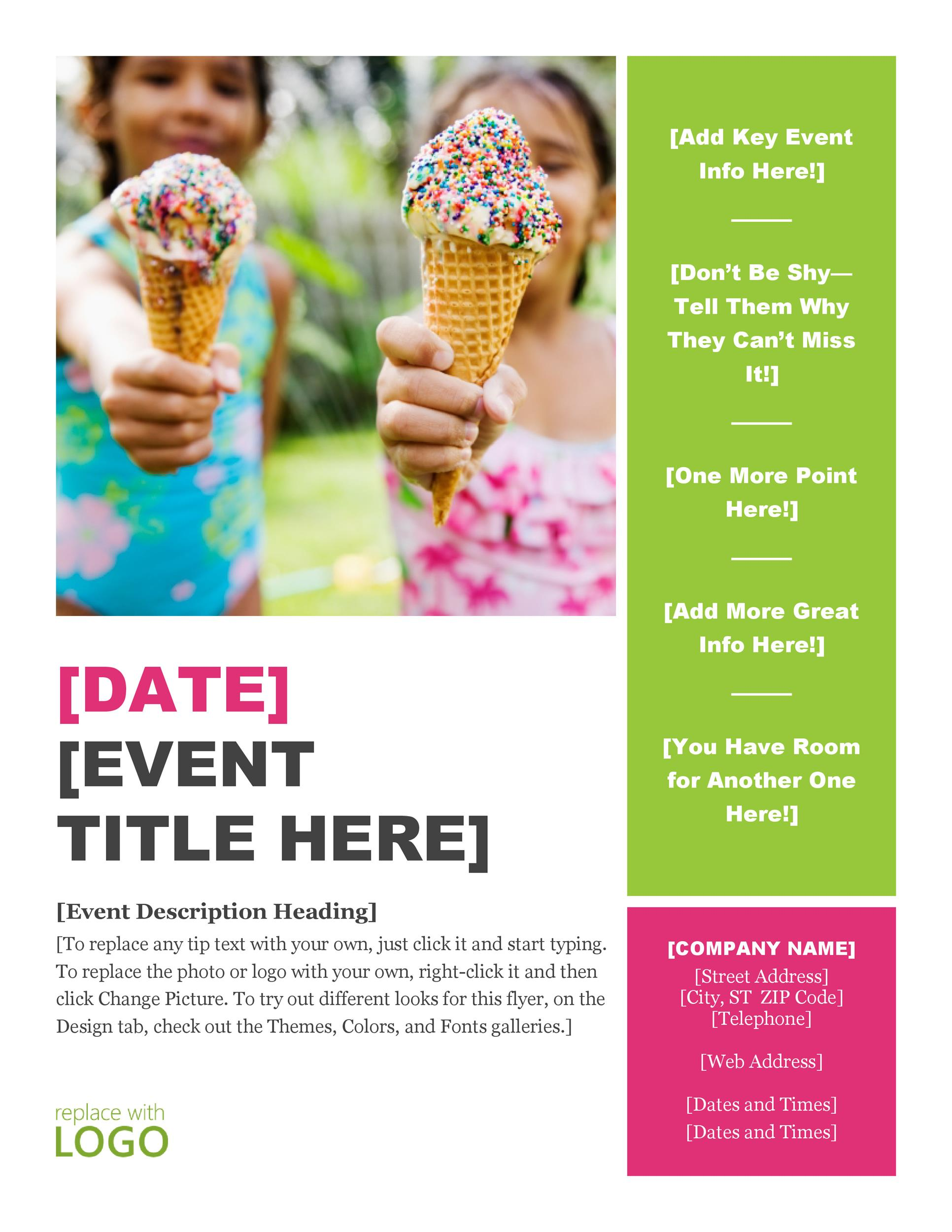 free downloadable poster templates - 40 amazing free flyer templates event party business