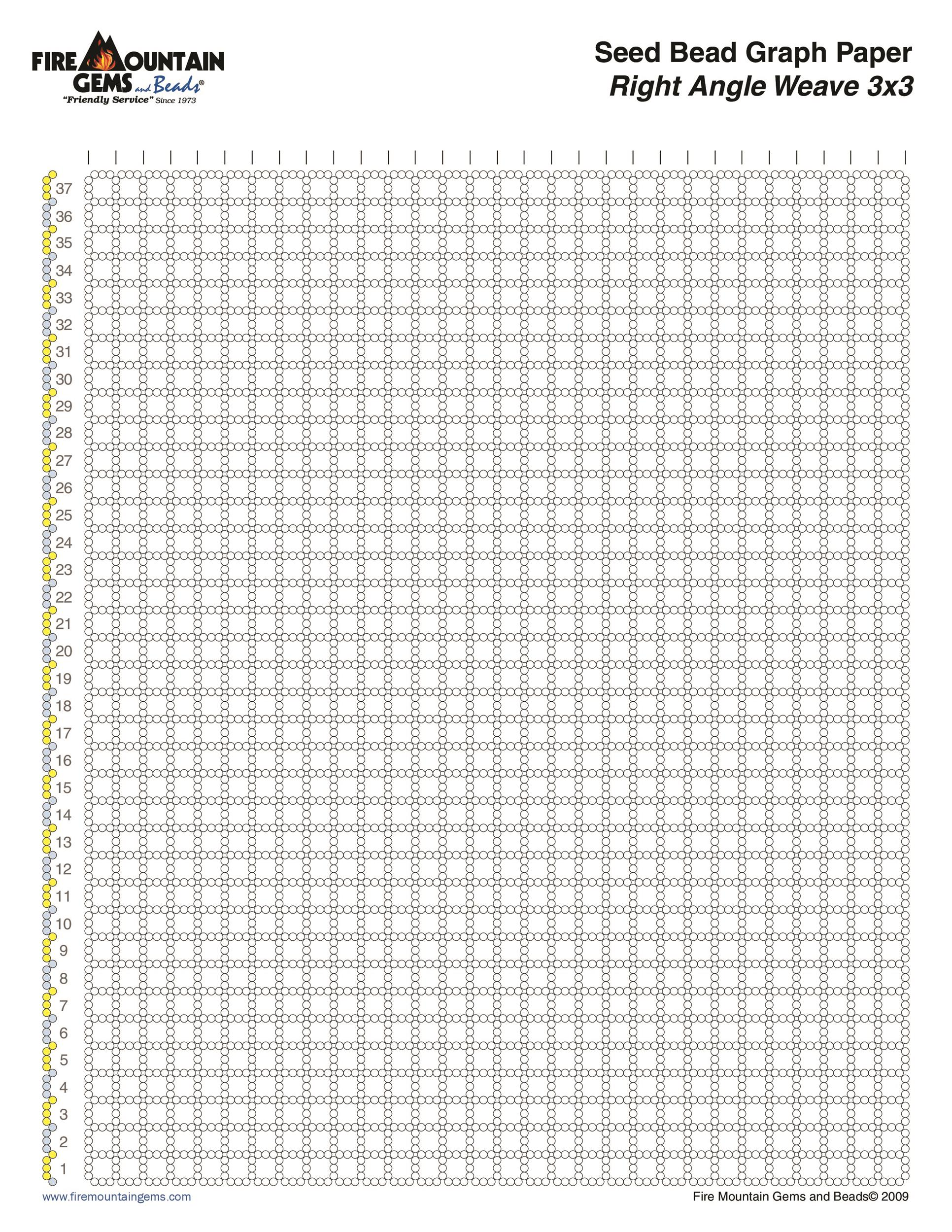 Printable Graph Paper Template 08  Graph Paper Word Document