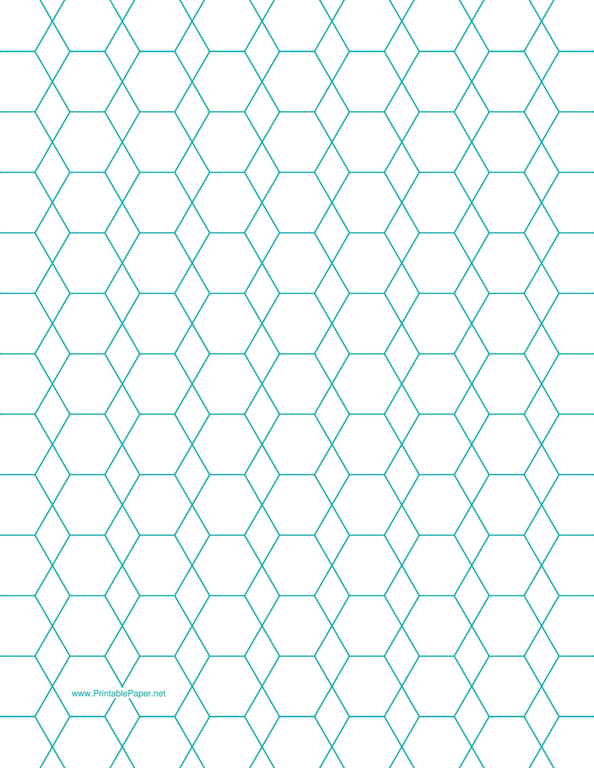 Free Graph Paper Template 21