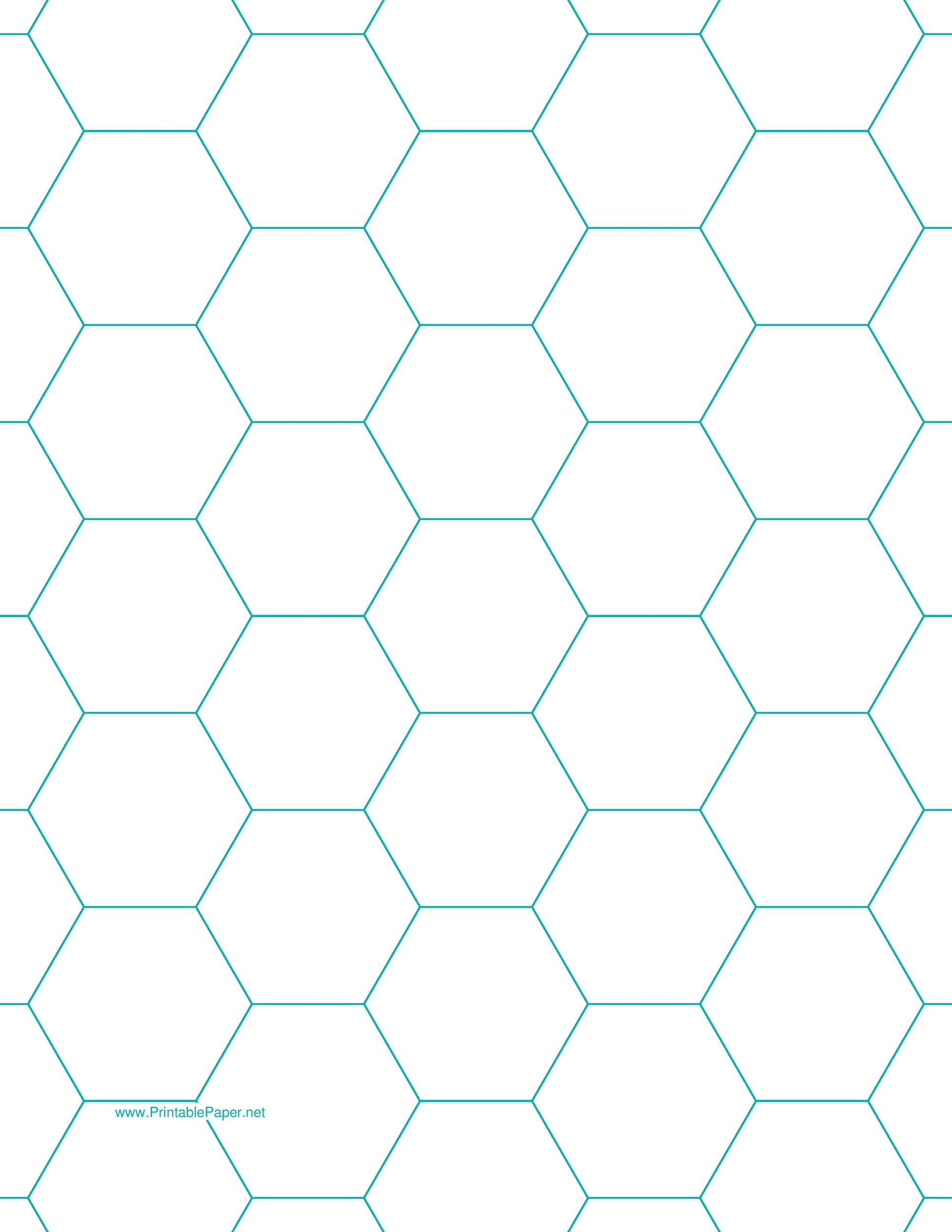 Free Graph Paper Template 22